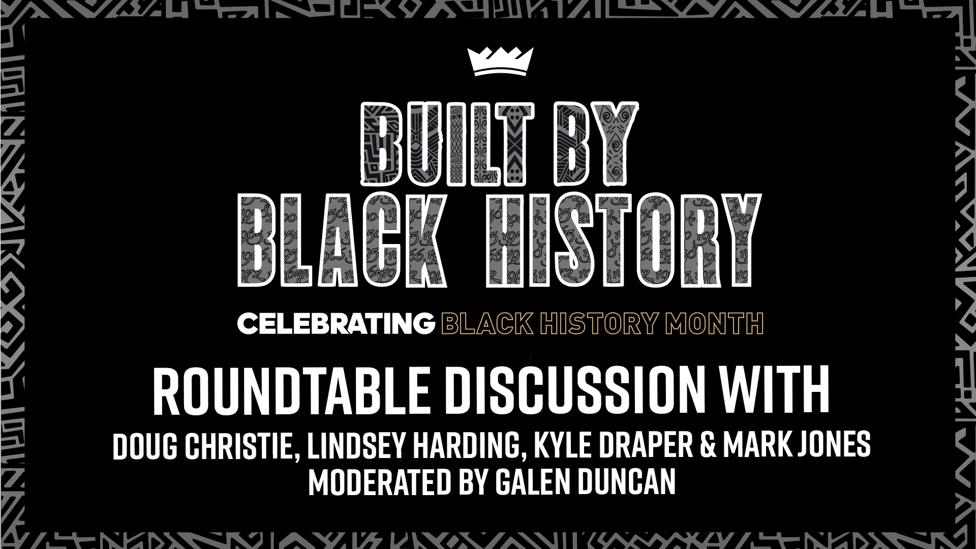 Black History Month Roundtable Discussion: Part 3