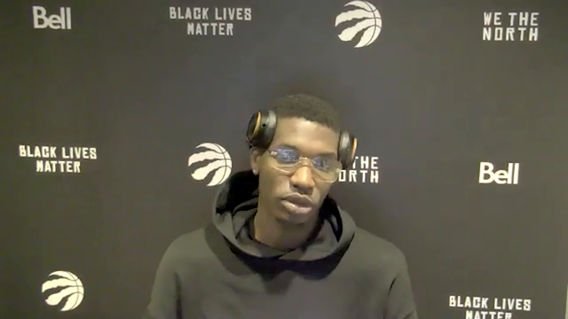 Post Game: Chris Boucher - February 24, 2021