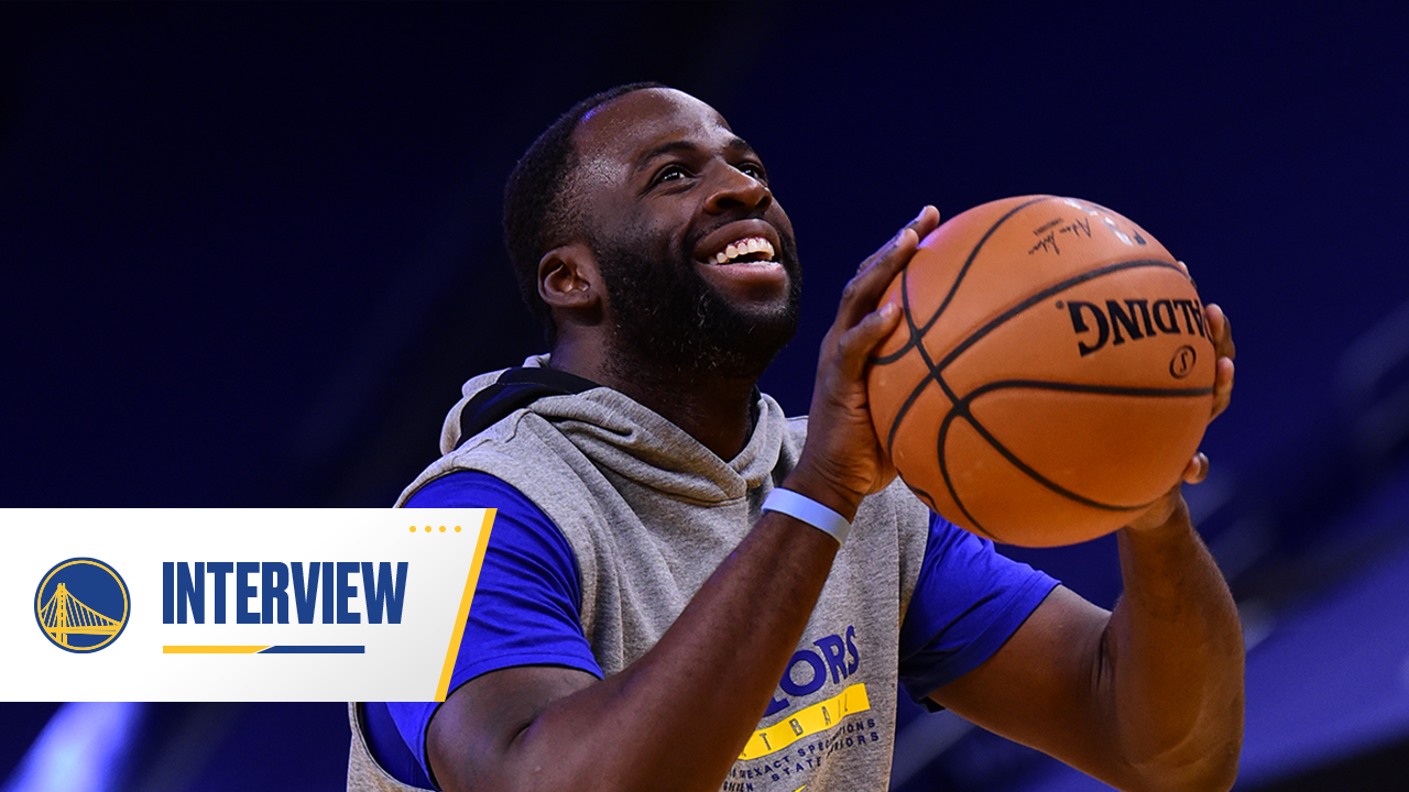 Postgame Warriors Talk: Draymond Green - 2/24/21