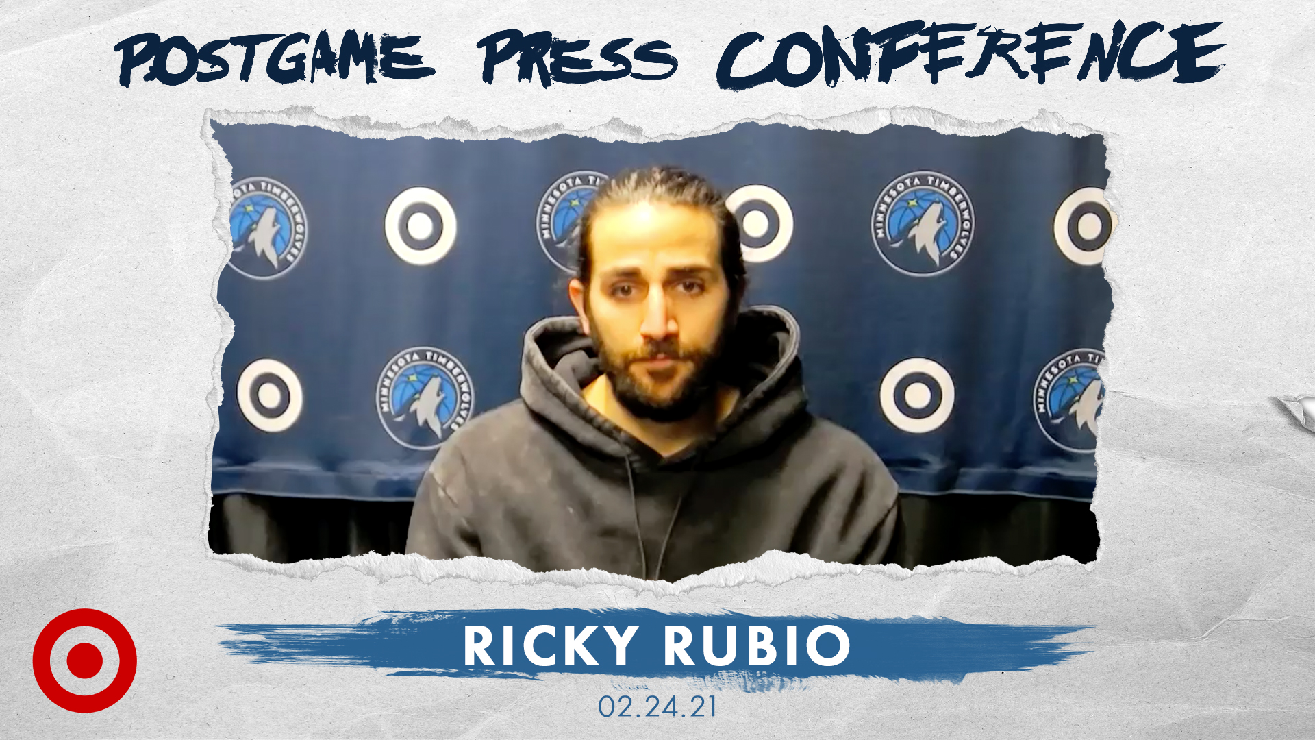 Ricky Rubio Postgame Press Conference - February 24, 2021