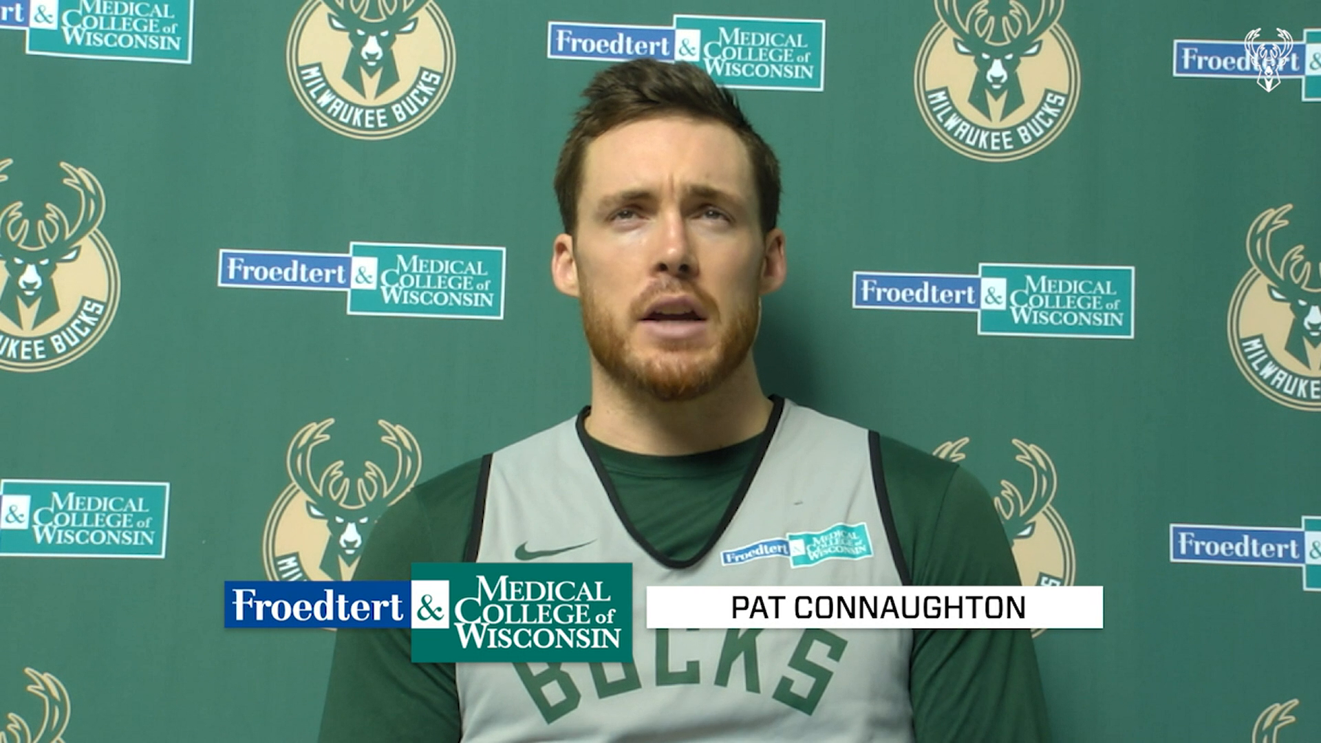 Pat Connaughton Press Conference | 2.25.21
