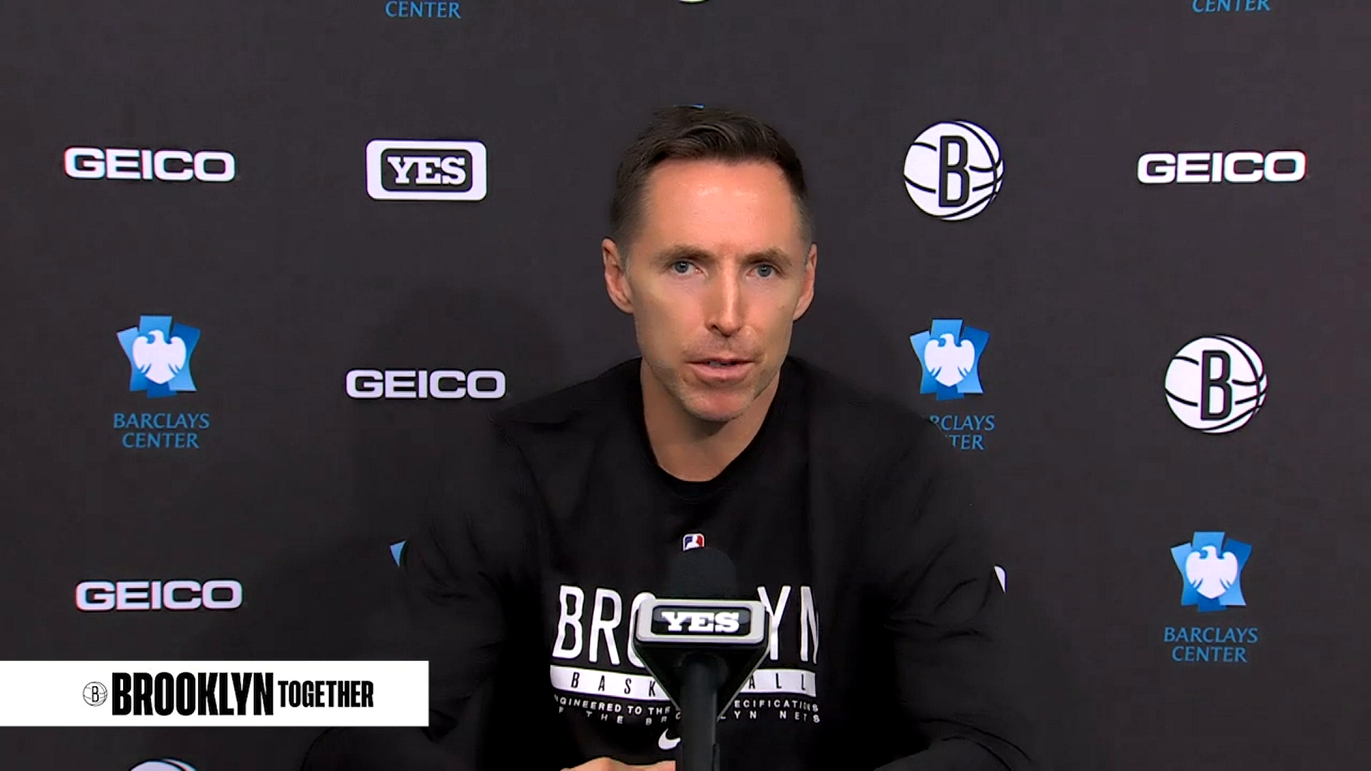 Coach Nash: Pregame vs. Magic
