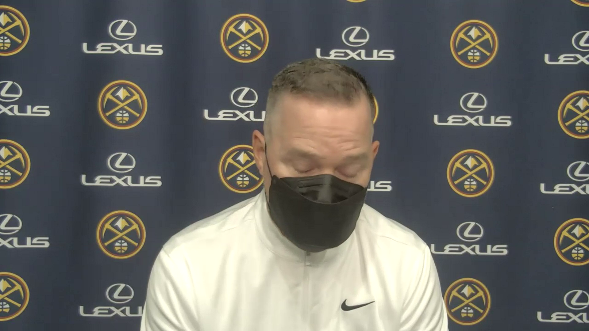 Nuggets postgame interview: Michael Malone (02/25/2021)