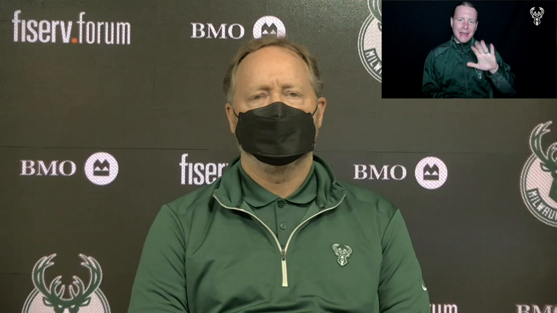 Coach Budenholzer ASL Press Conference | 2.26.21