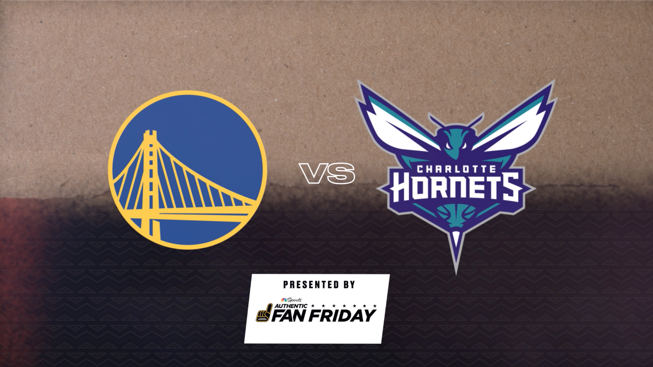 Tonight: Warriors Return Home to Host Hornets