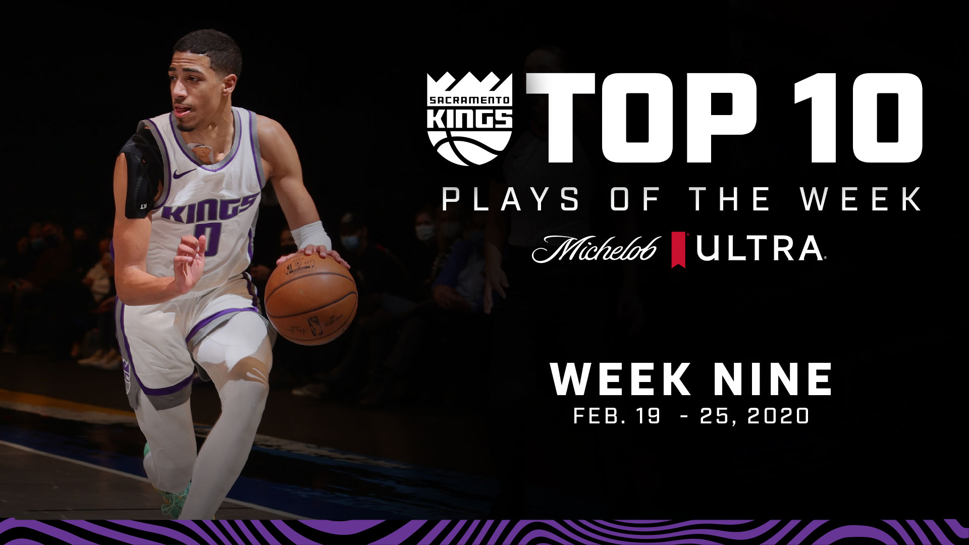 Kings Top 10 Plays of the Week | Week 9