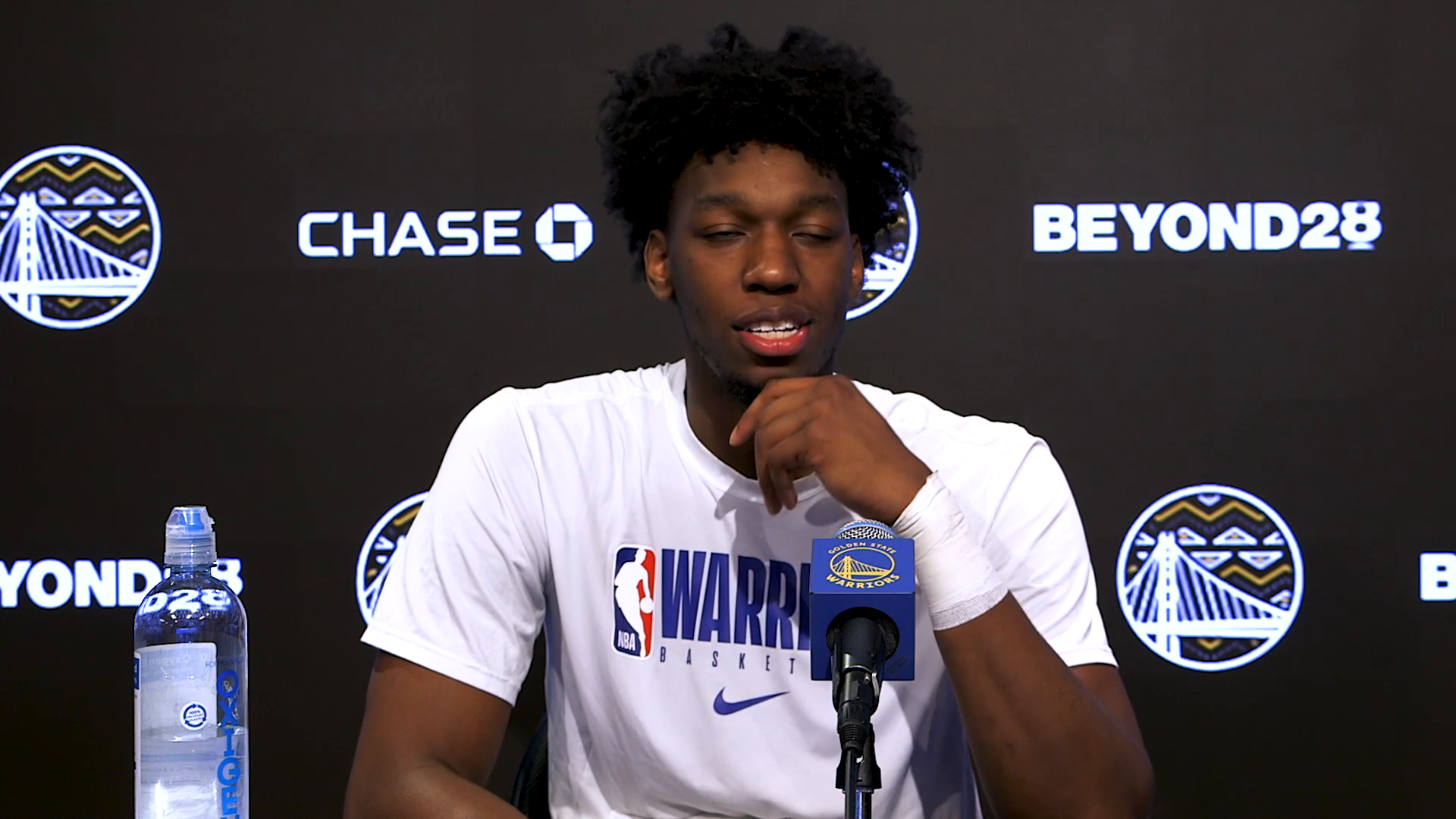Warriors Talk: James Wiseman - 2/26/21