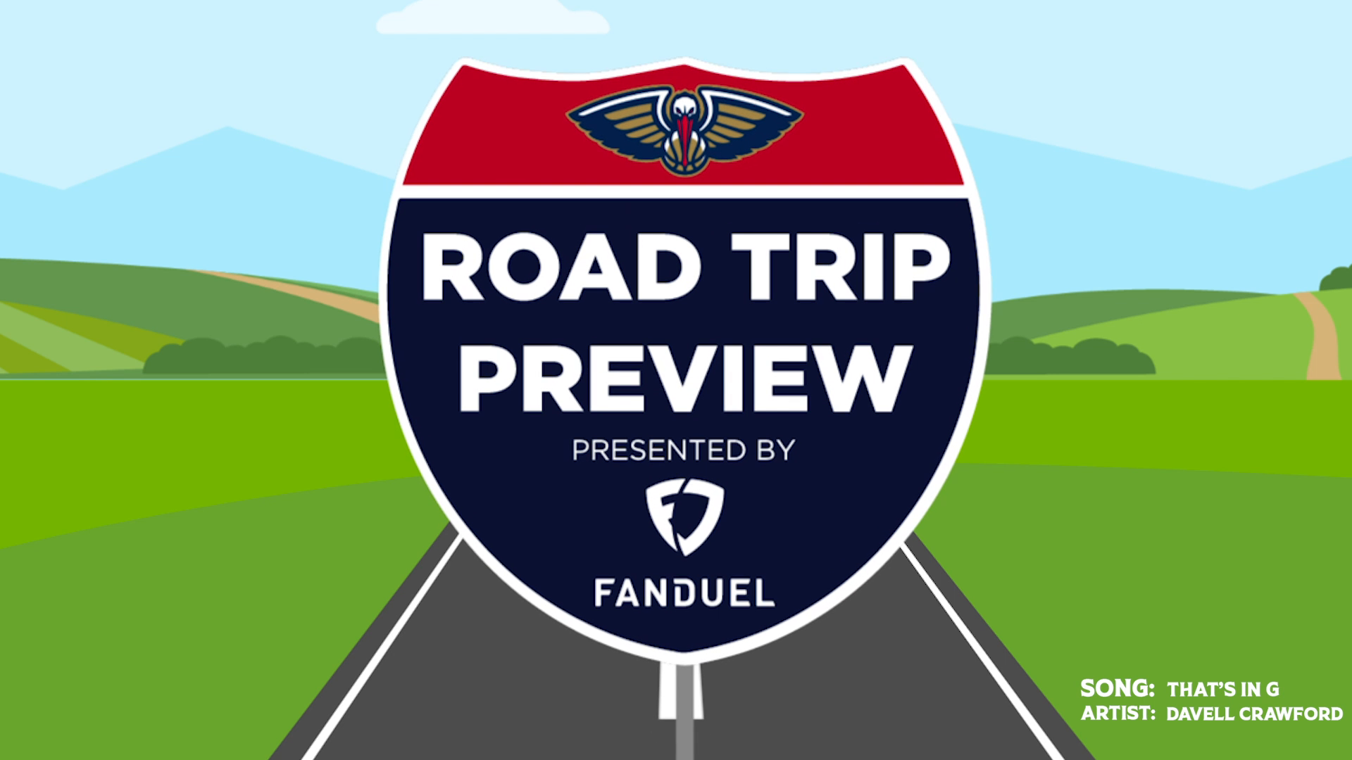 Pelicans Road Trip Preview presented by Fan Duel | San Antonio