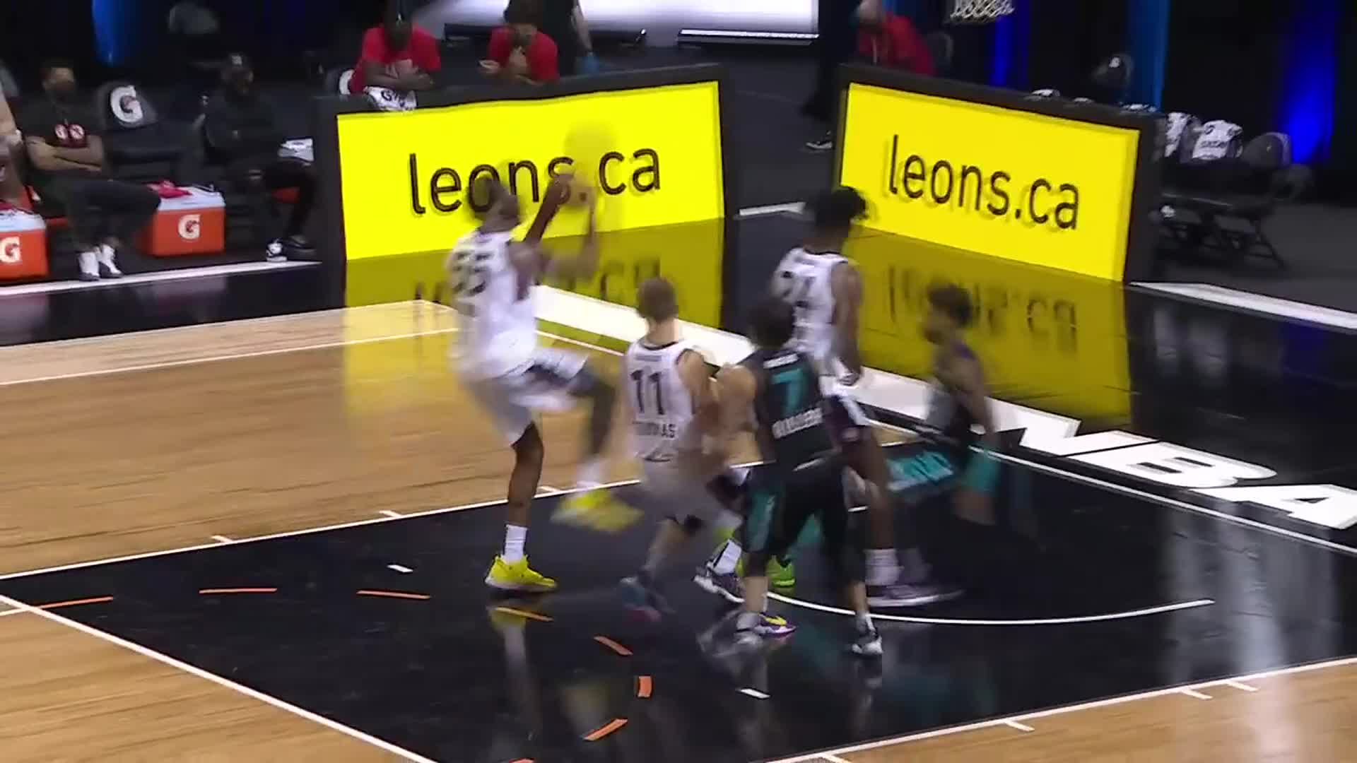 Game Highlights: Raptors 905 vs Greensboro Swarm - February 26, 2021