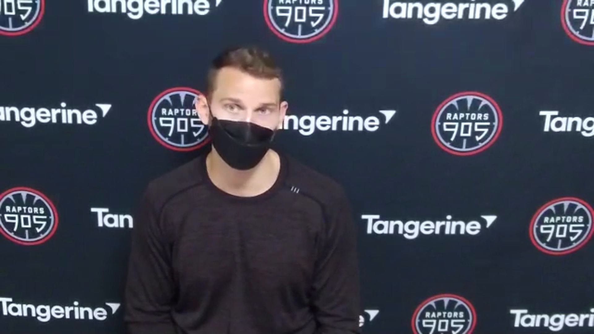 Raptors 905 Post Game: Nik Stauskas - February 26, 2021
