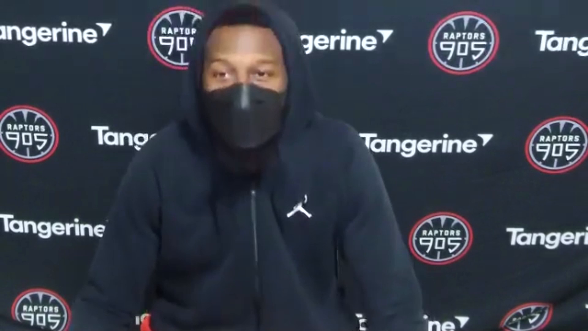 Raptors 905 Post Game: Donta Hall - February 26, 2021