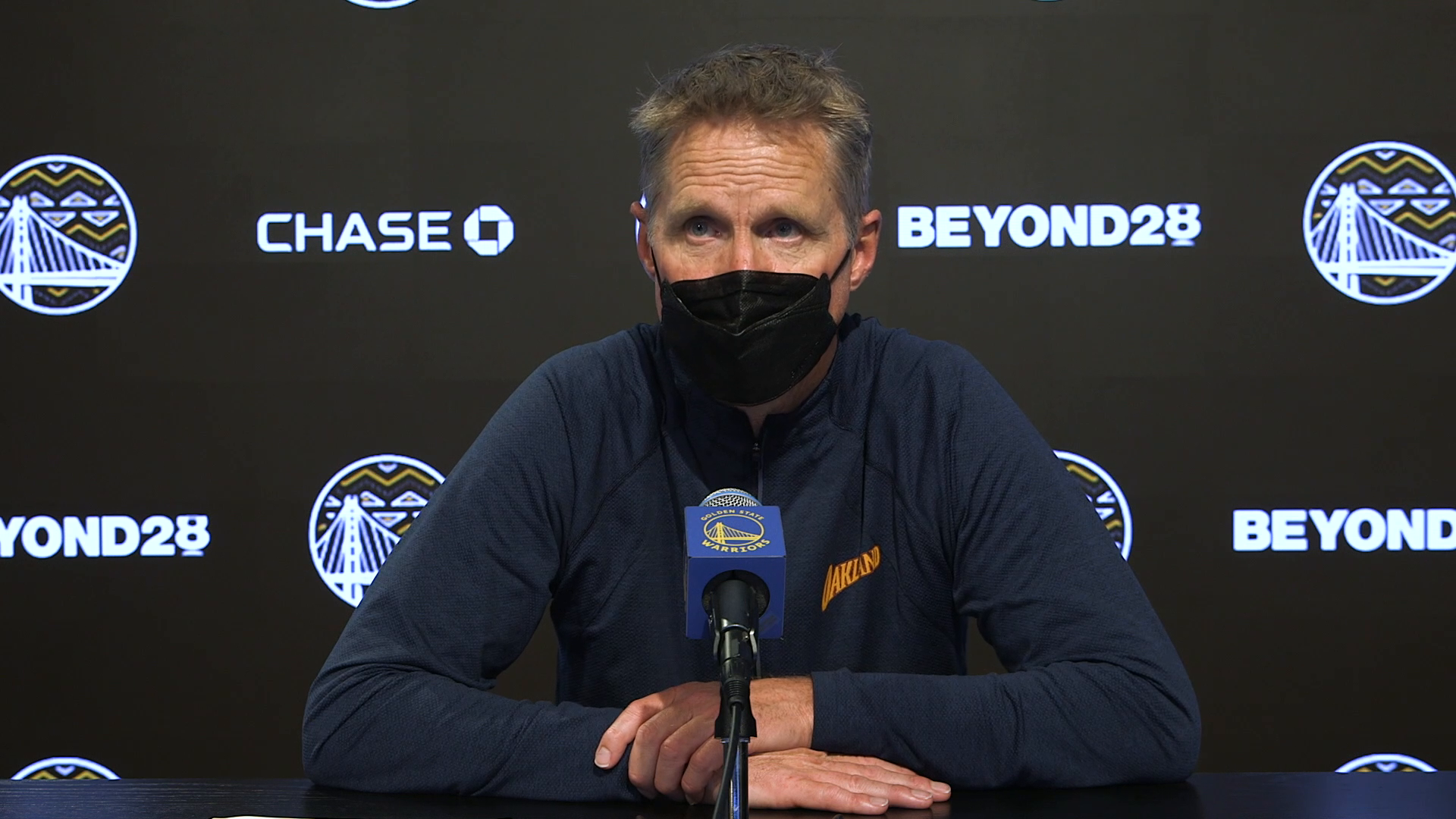 Postgame Warriors Talk: Steve Kerr - 2/26/21