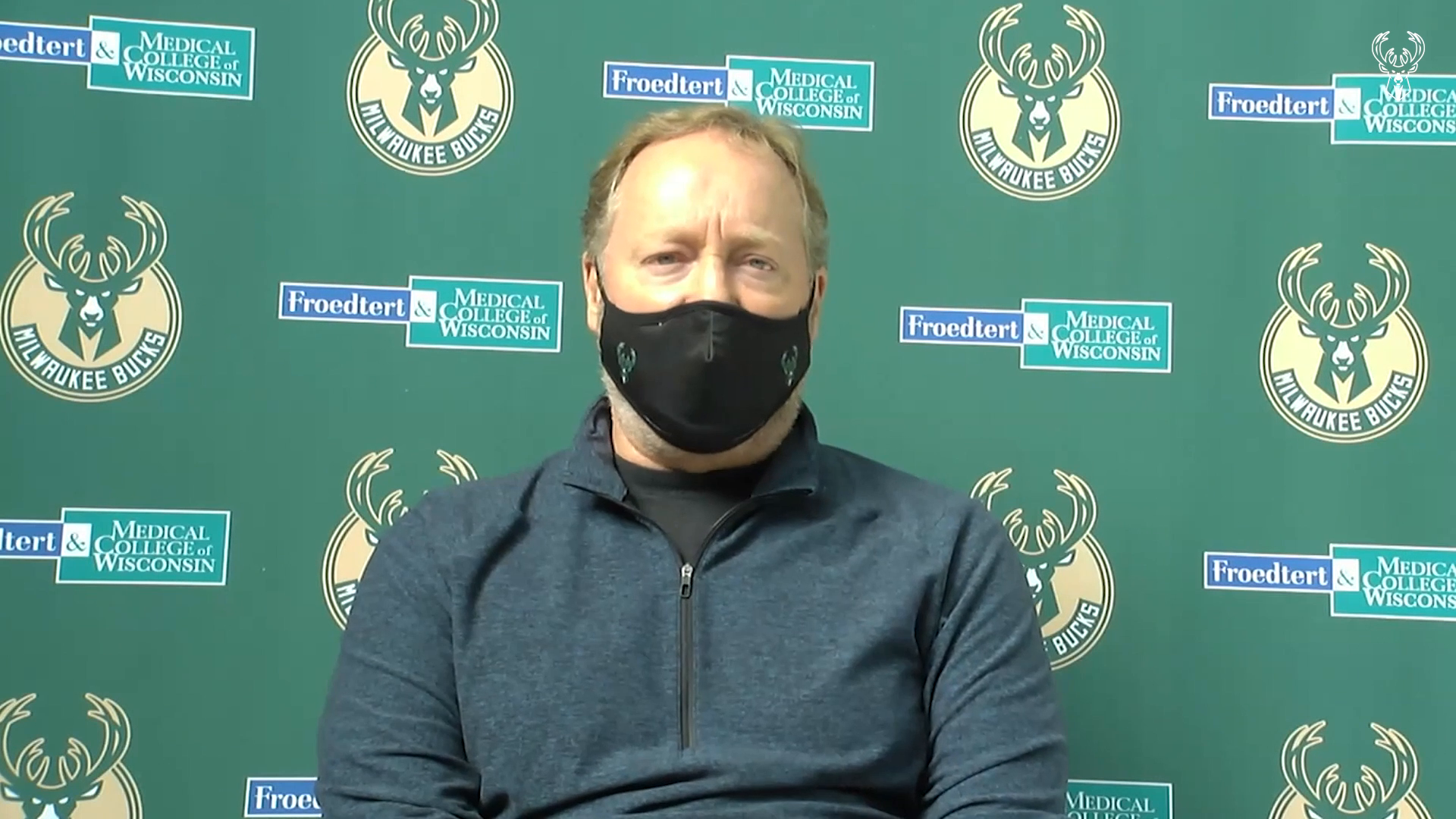 Coach Budenholzer Press Conference | 2.27.21