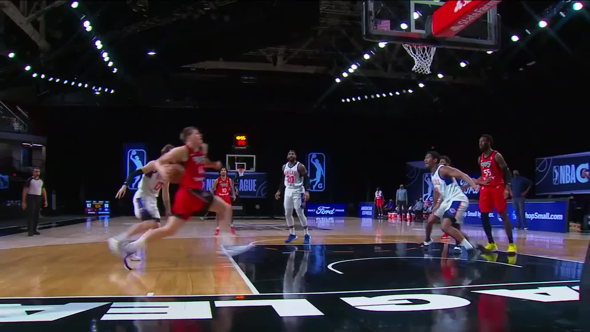 Game Highlights: Raptors 905 vs Westchester Knicks - February 27, 2021