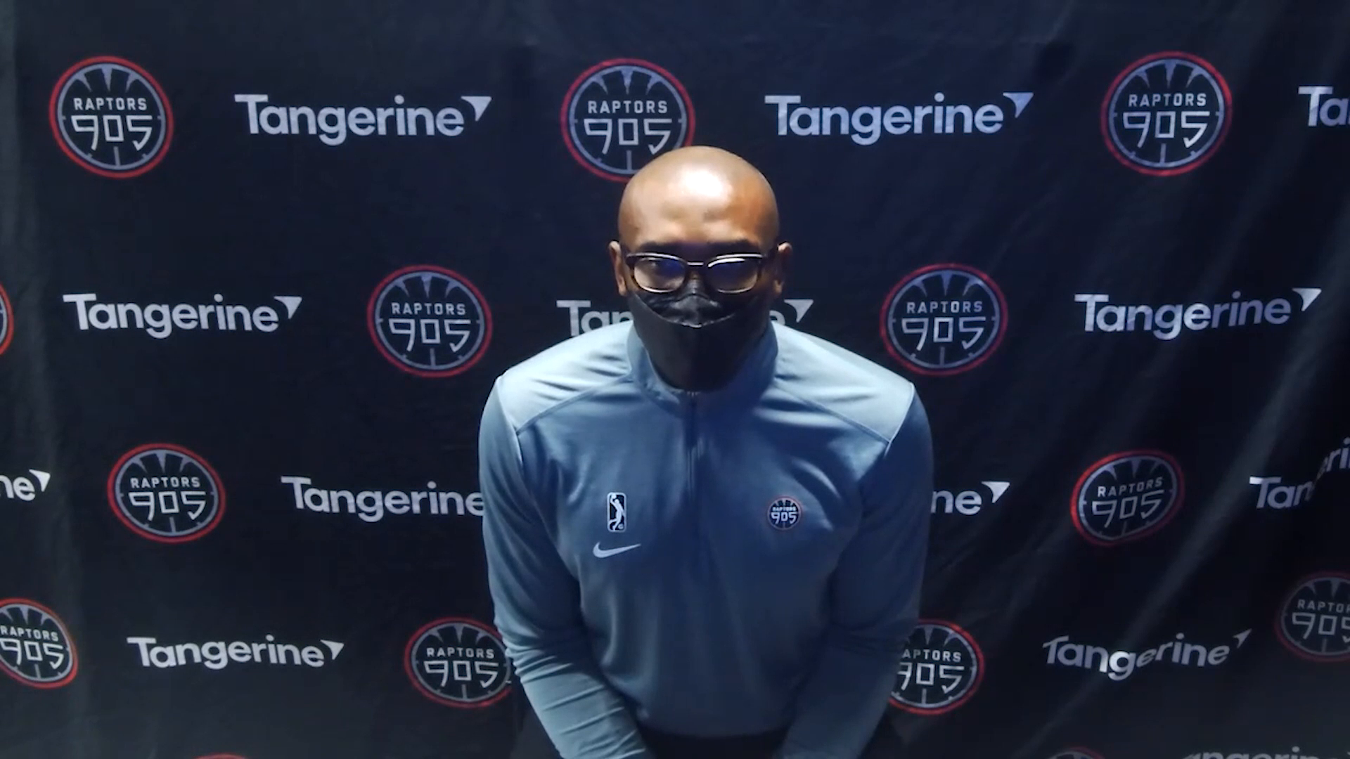 Raptors 905 Post Game: Patrick Mutombo - February 27, 2021