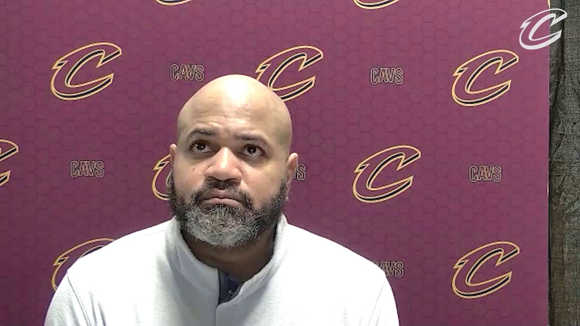 Cavs at 76ers Postgame: Coach Bickerstaff