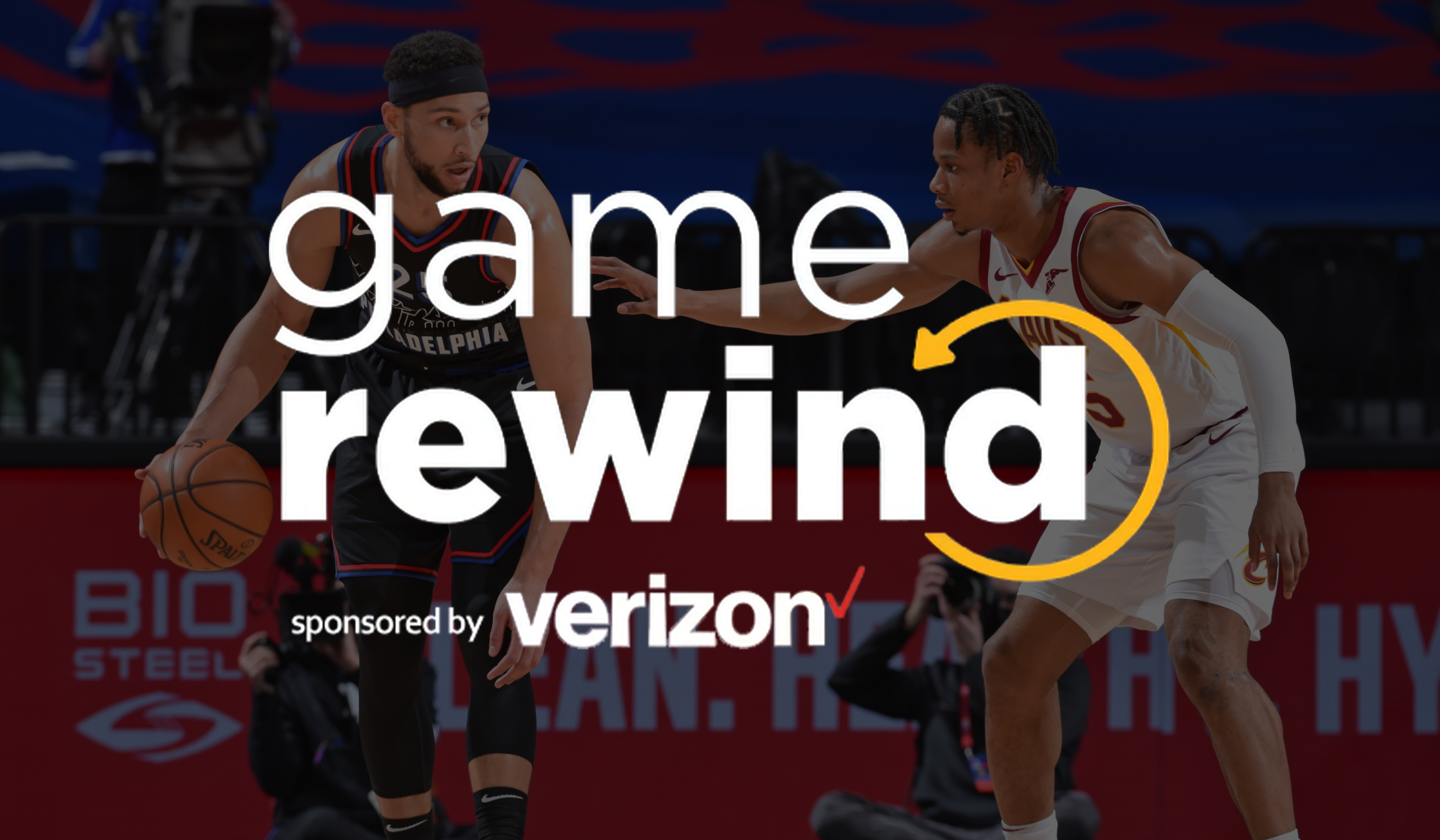 Verizon Game Rewind - Cavs at Sixers