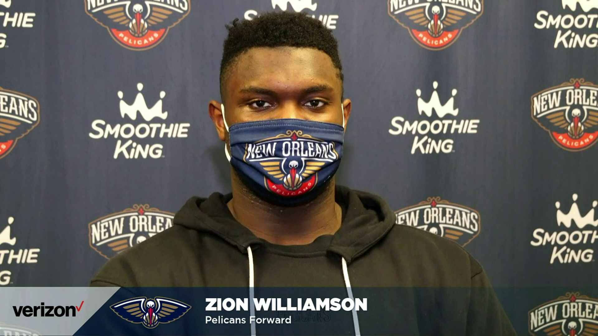 Pelicans-Spurs Postgame: Zion Williamson 2-27-21