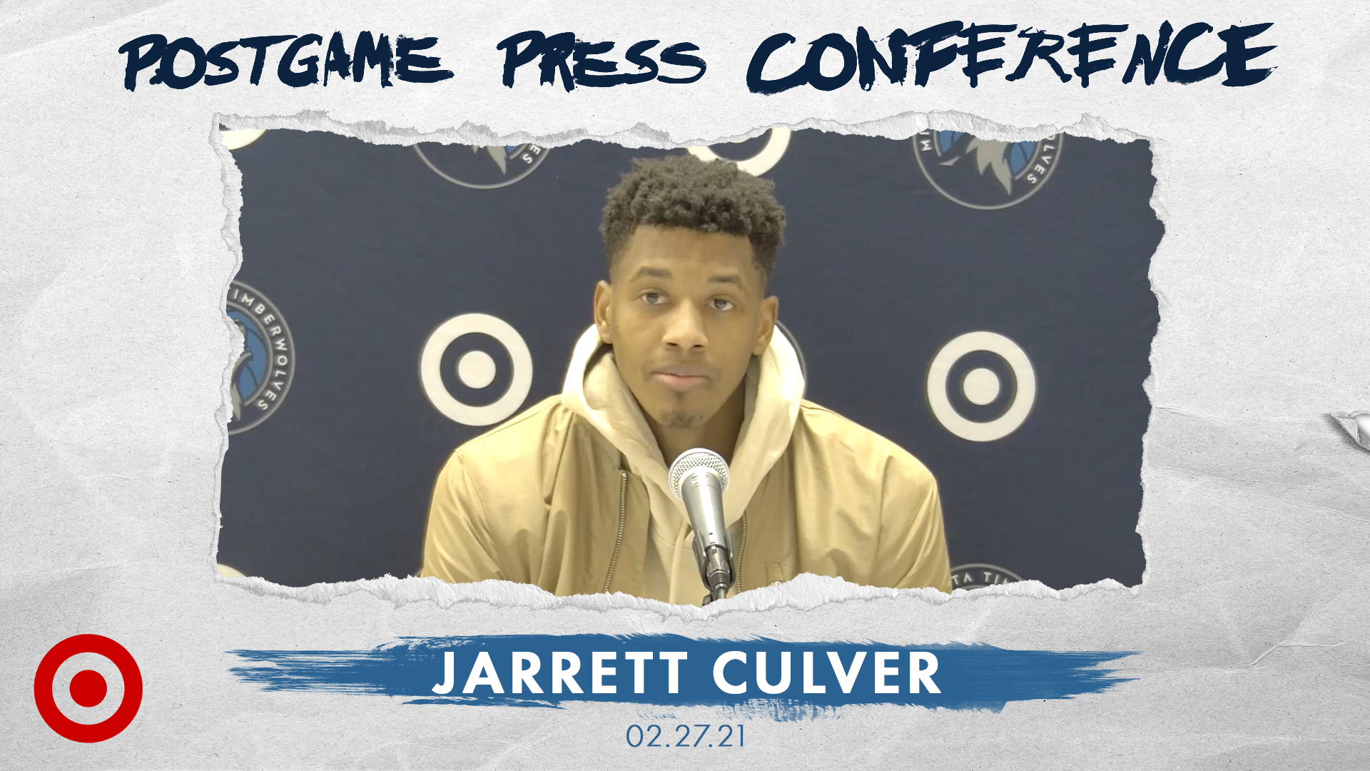 Jarrett Culver Postgame Press Conference - February 27, 2021