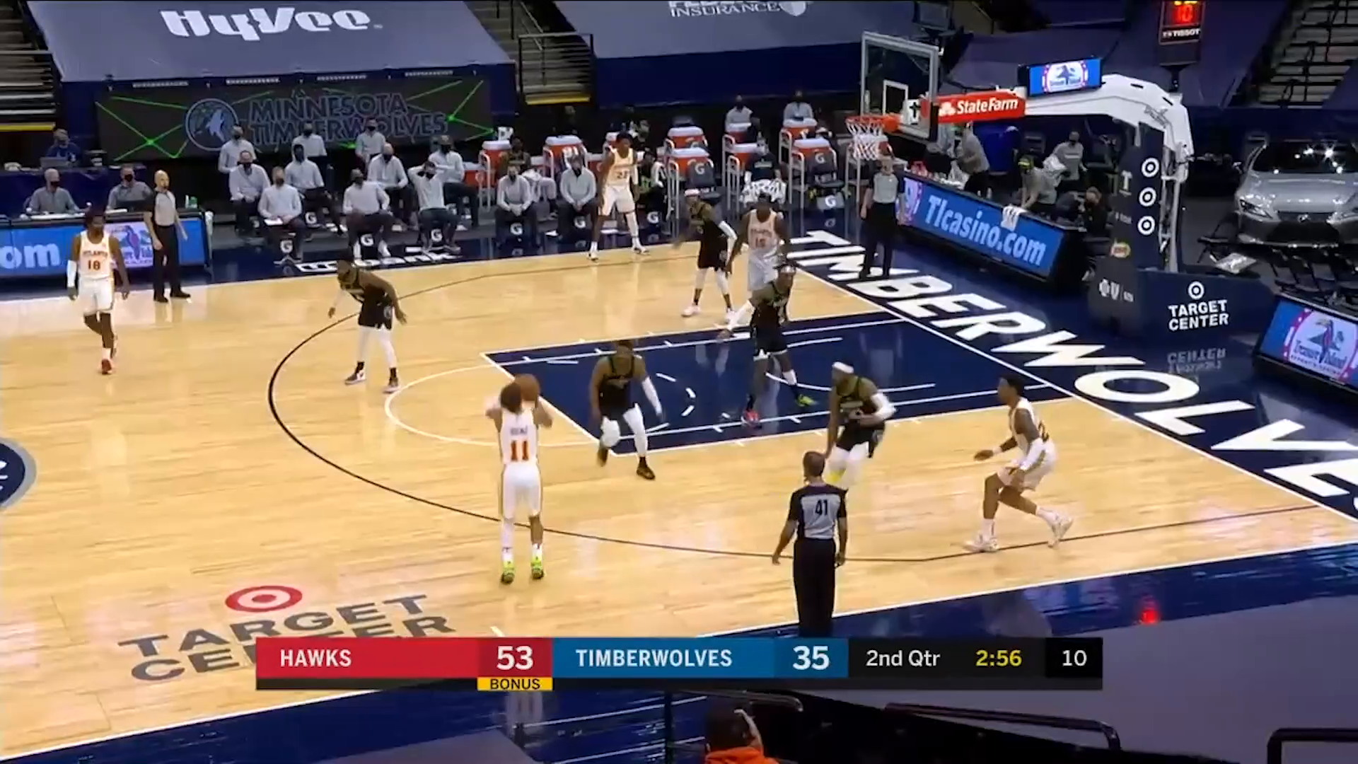 Trae Young's 400 Career Three-Pointers