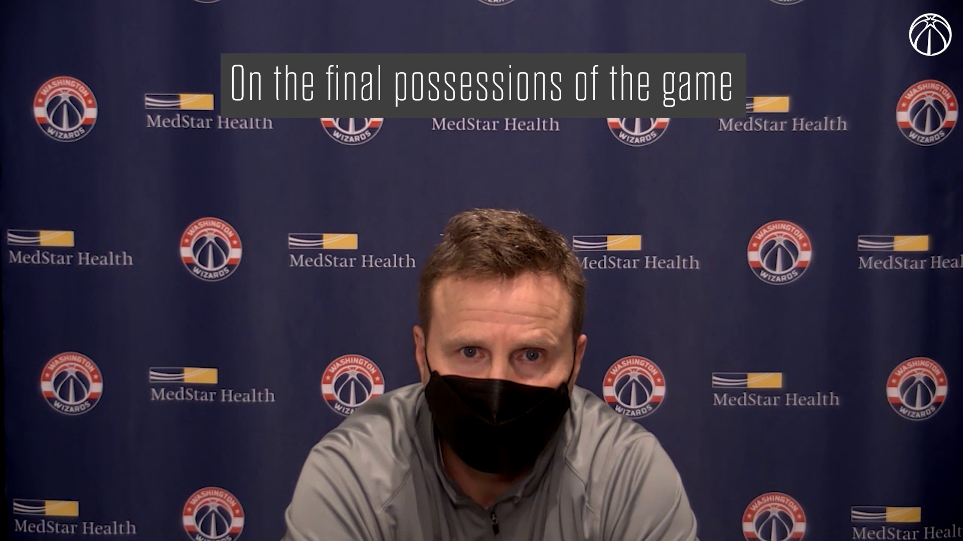 Scott Brooks Postgame Media Availability - 2/28/21