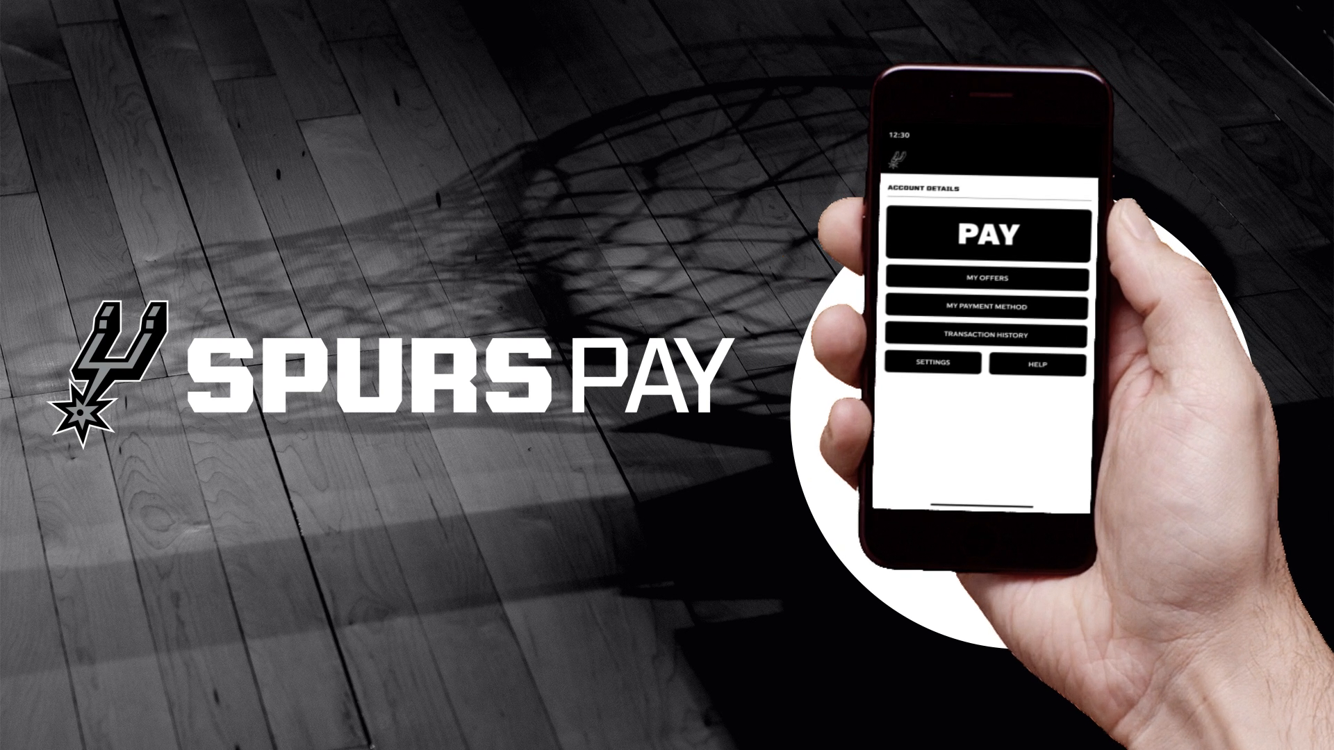 Spurs Pay Introduction