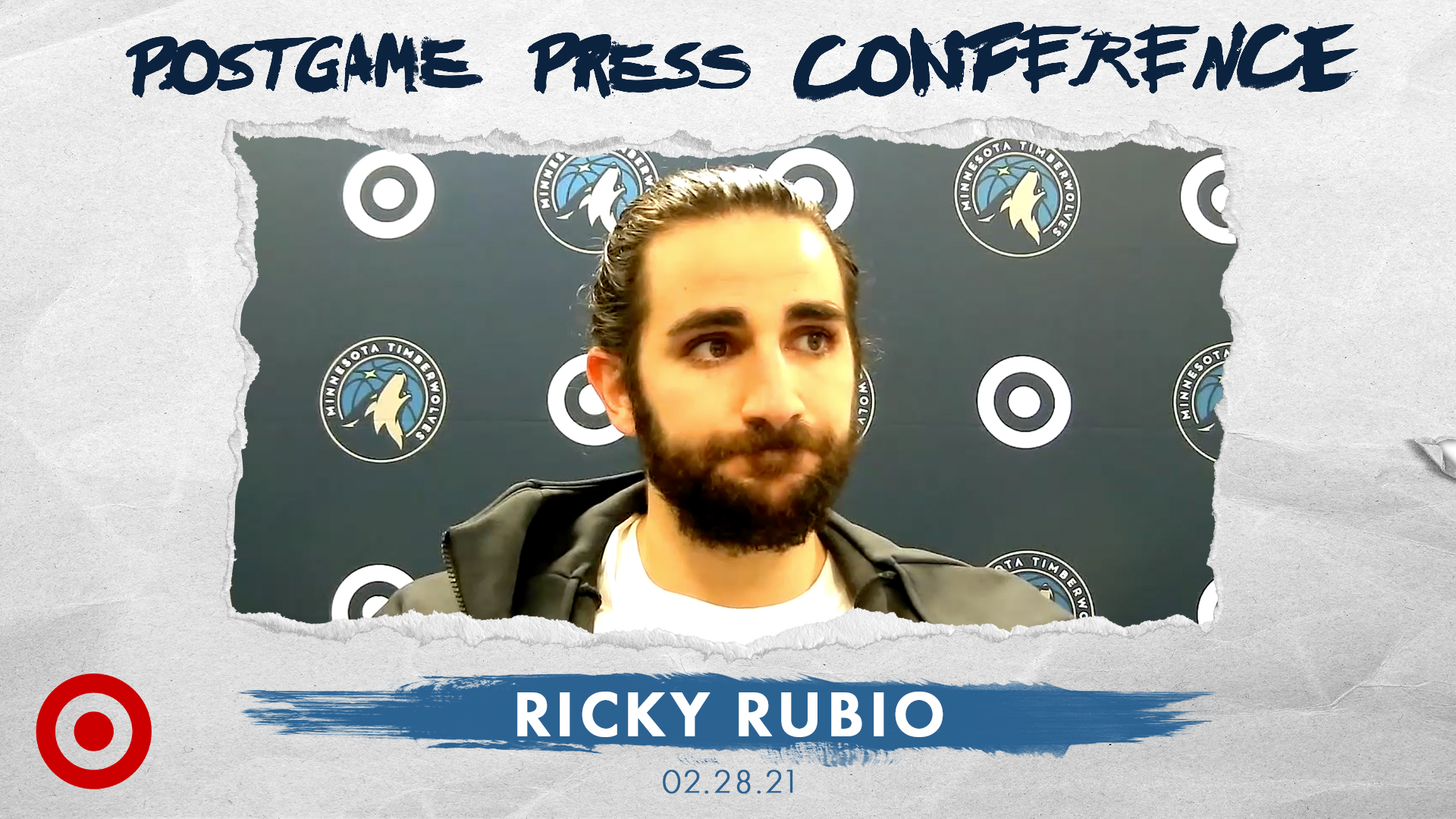 Ricky Rubio Postgame Press Conference - February 28, 2021