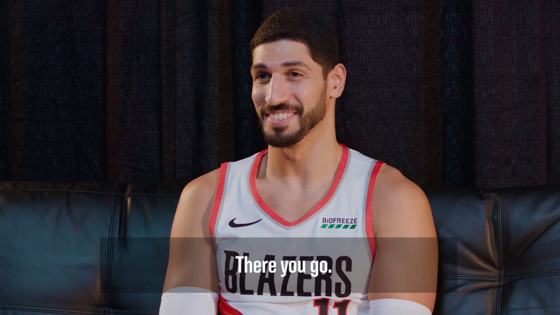 Get to Know Enes Kanter