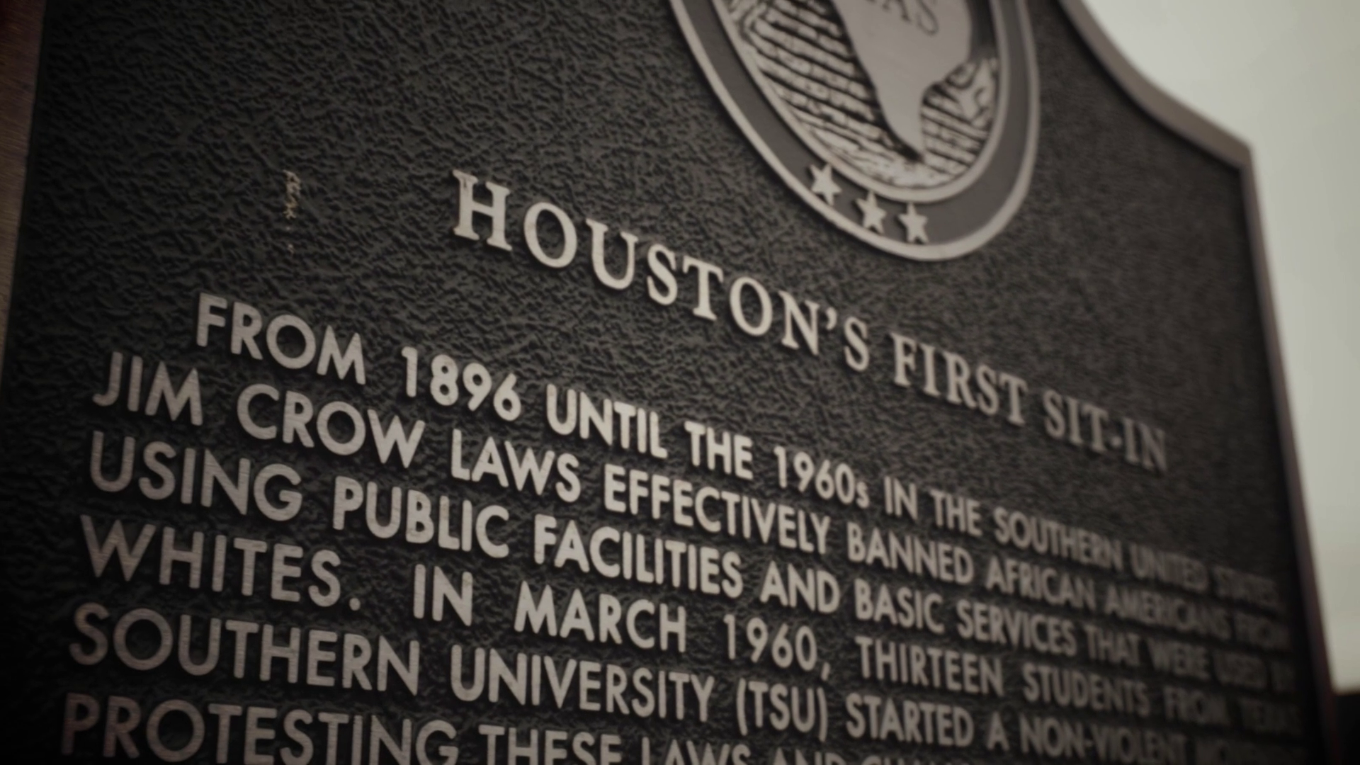 Houston's First Sit-in at TSU in 1960