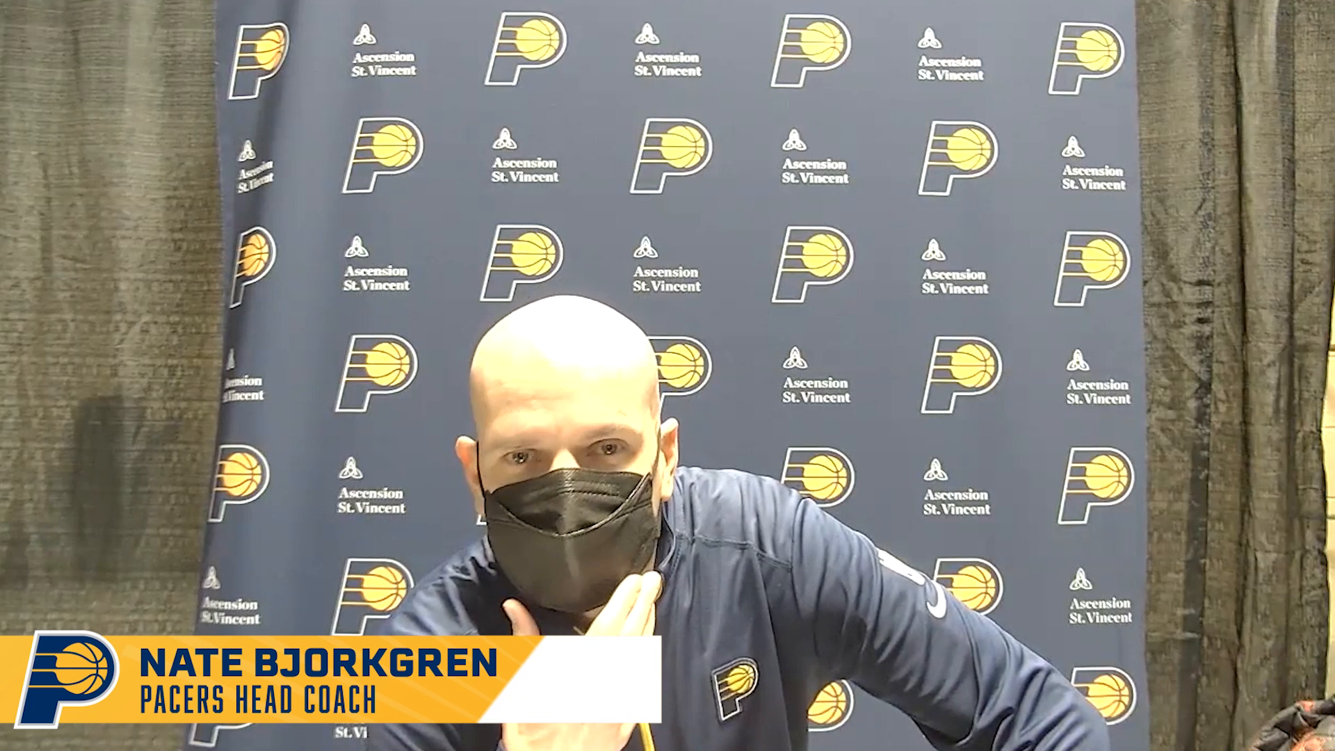 Postgame: Pacers Locker Room – March 1, 2021