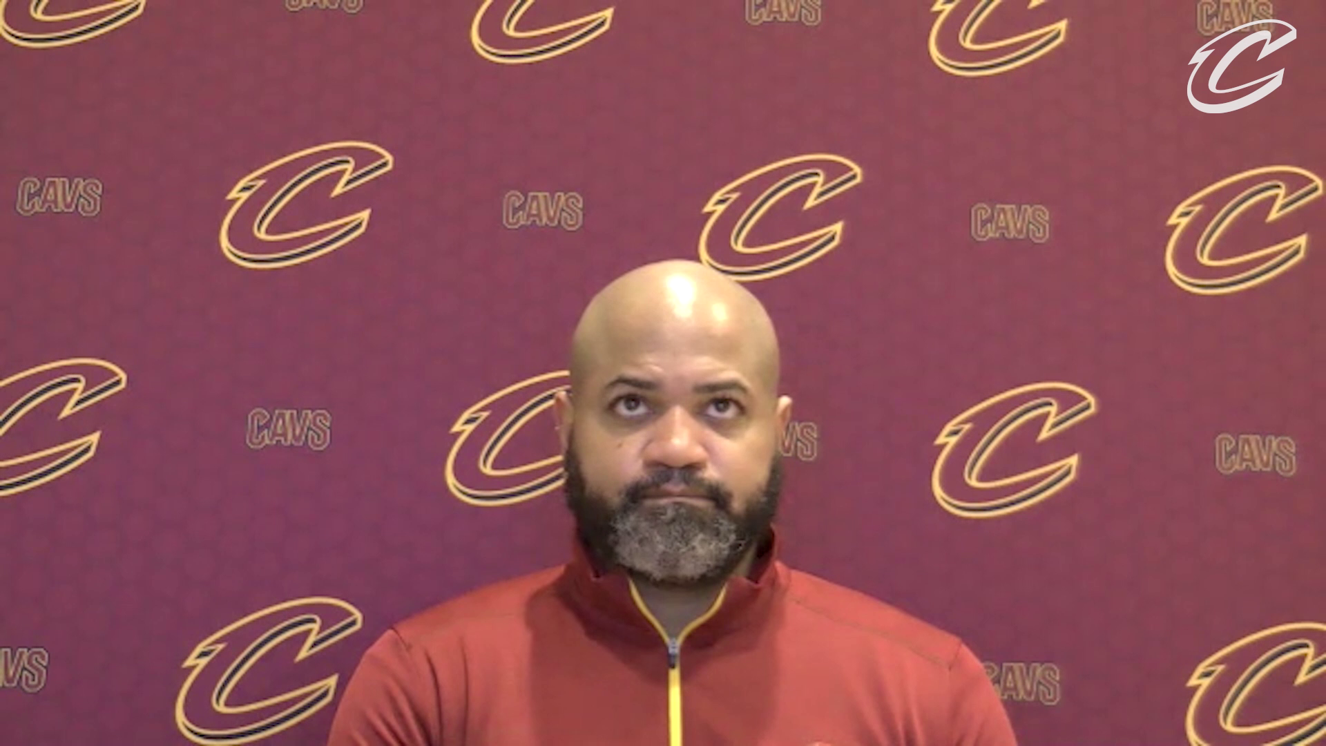 Cavs at Rockets Postgame: Coach Bickerstaff