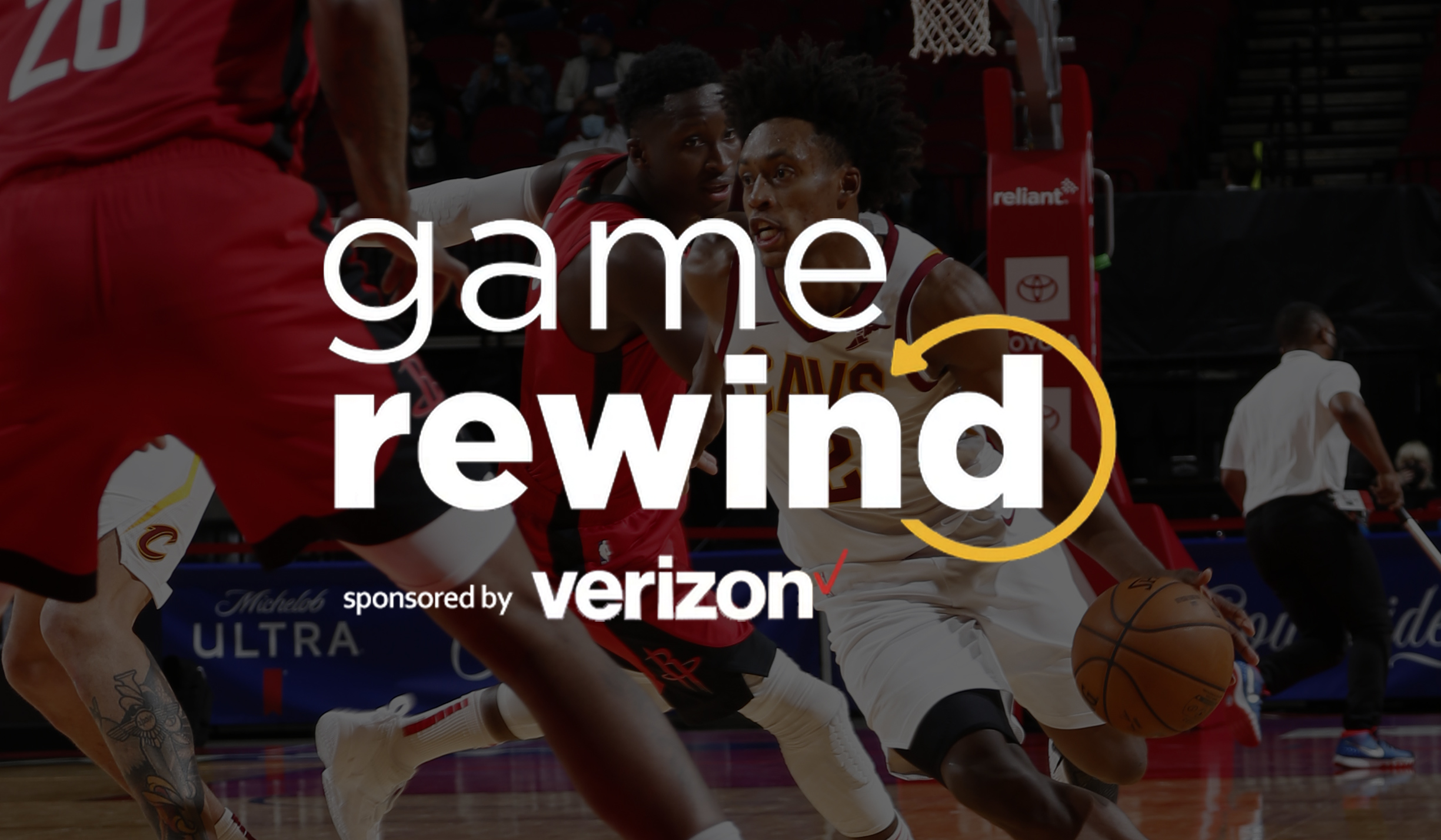 Verizon Game Rewind - Cavs at Rockets