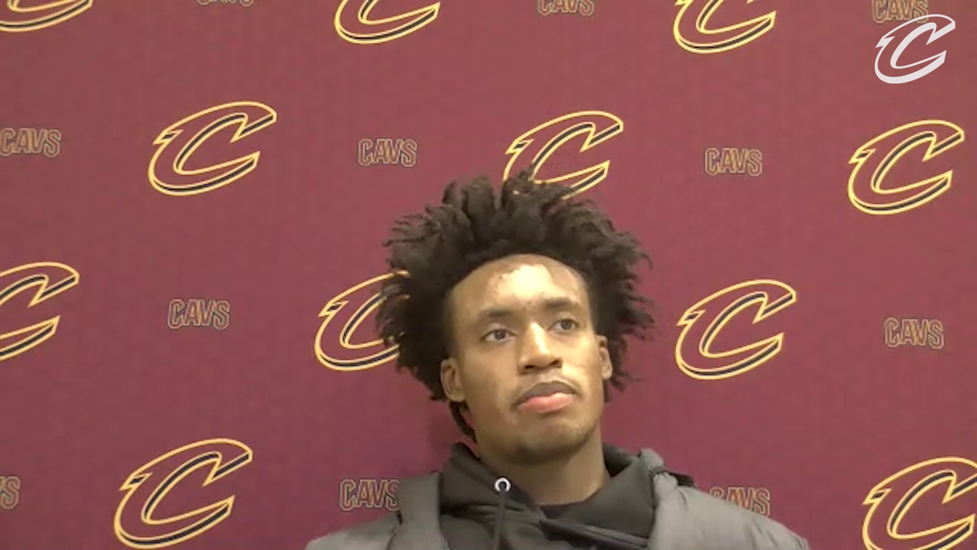 Cavs at Rockets Postgame: Collin Sexton