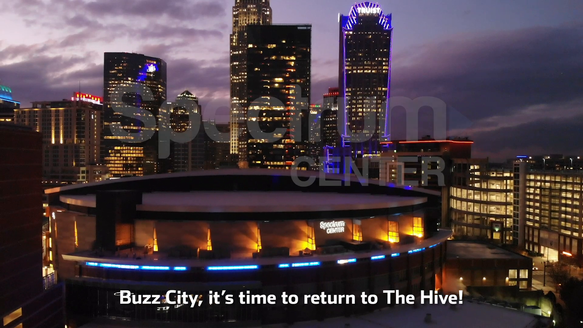 Hornets Ready for Fans to Return