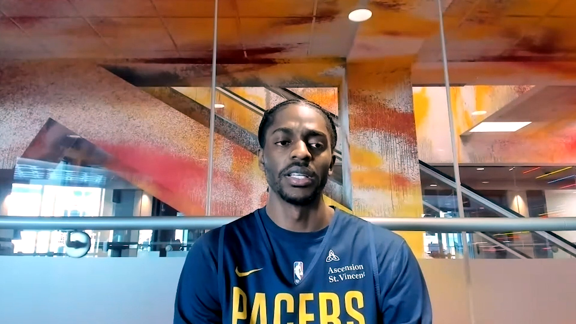 Pacers on Staying Positive and Making Adjustments
