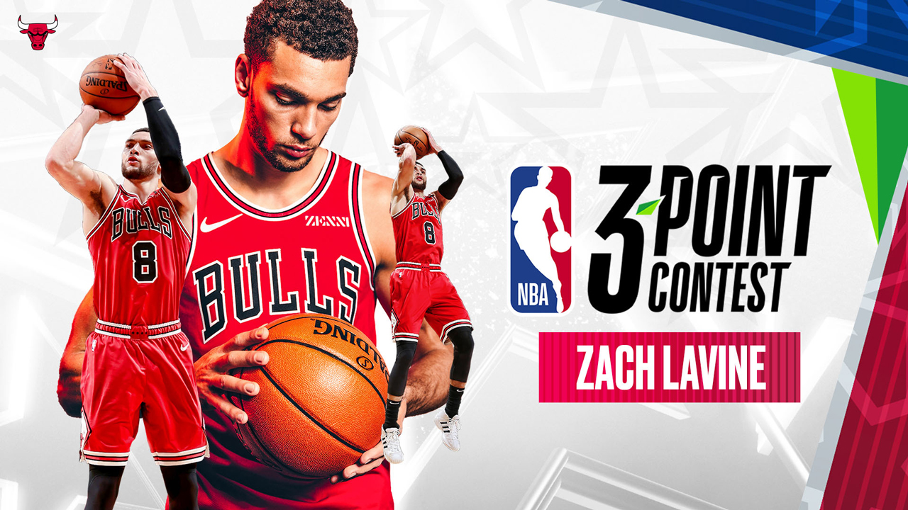 Zach LaVine to Compete in 3-Point Contest