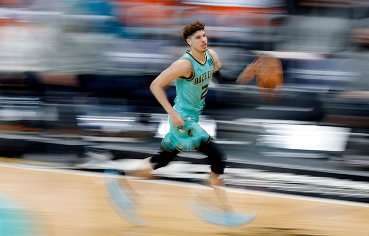 LaMelo Ball Named to 2020-21 Rising Stars Team - Highlights