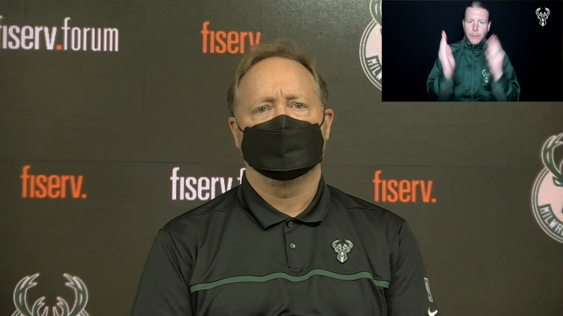 Coach Budenholzer ASL Press Conference | 3.2.21