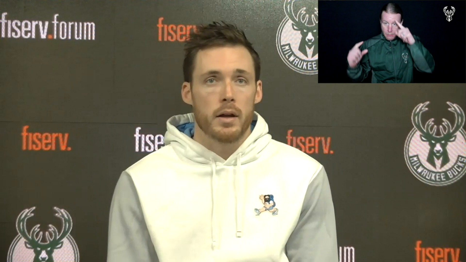 Pat Connaughton ASL Press Conference | 3.2.21