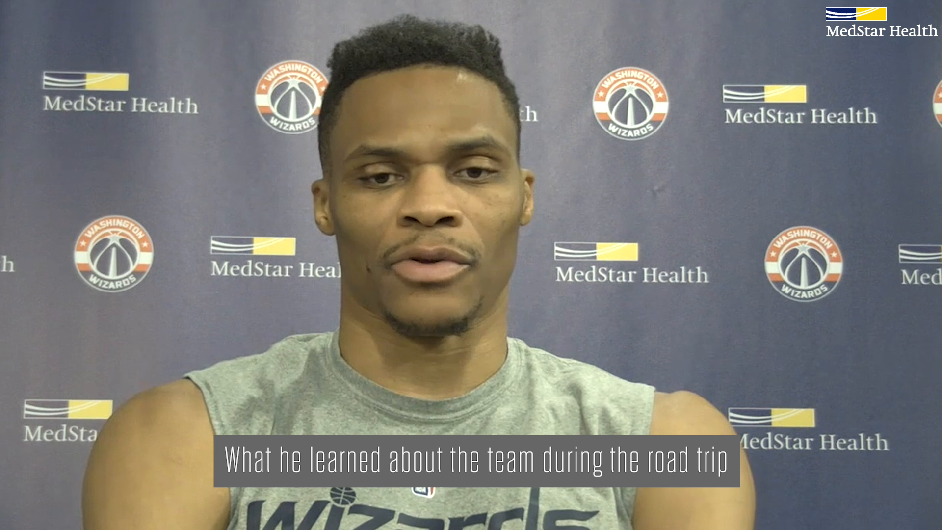 Russell Westbrook Post-Practice Media Availability - 3/3/21
