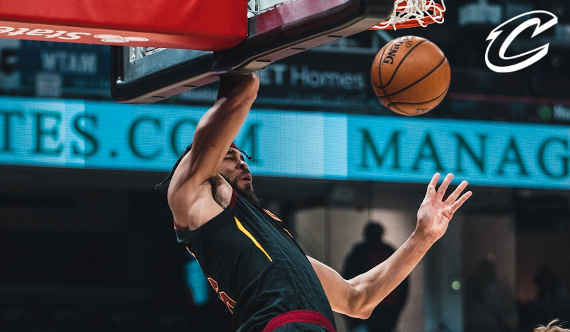 McGee's One-Handed Ally-Oop Slam