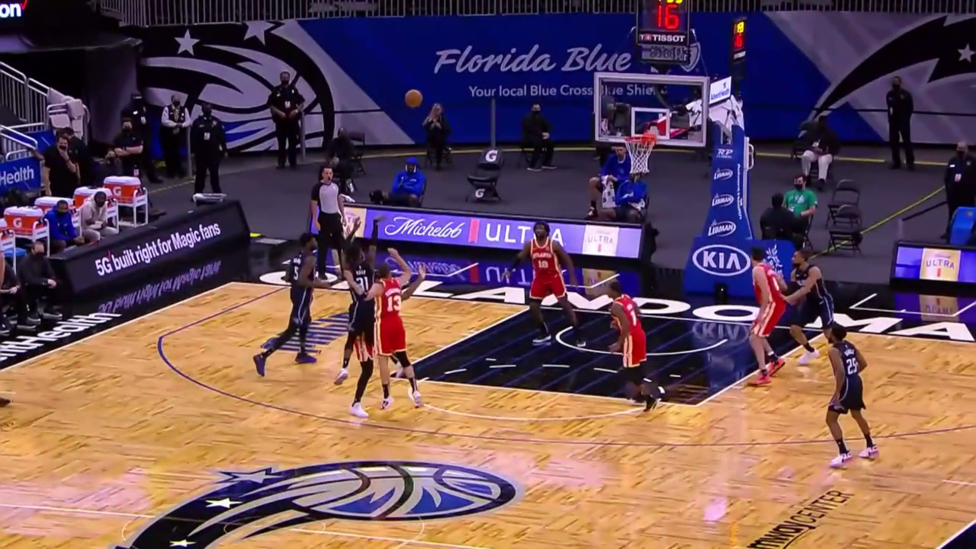 Fantastic 4-Point Play