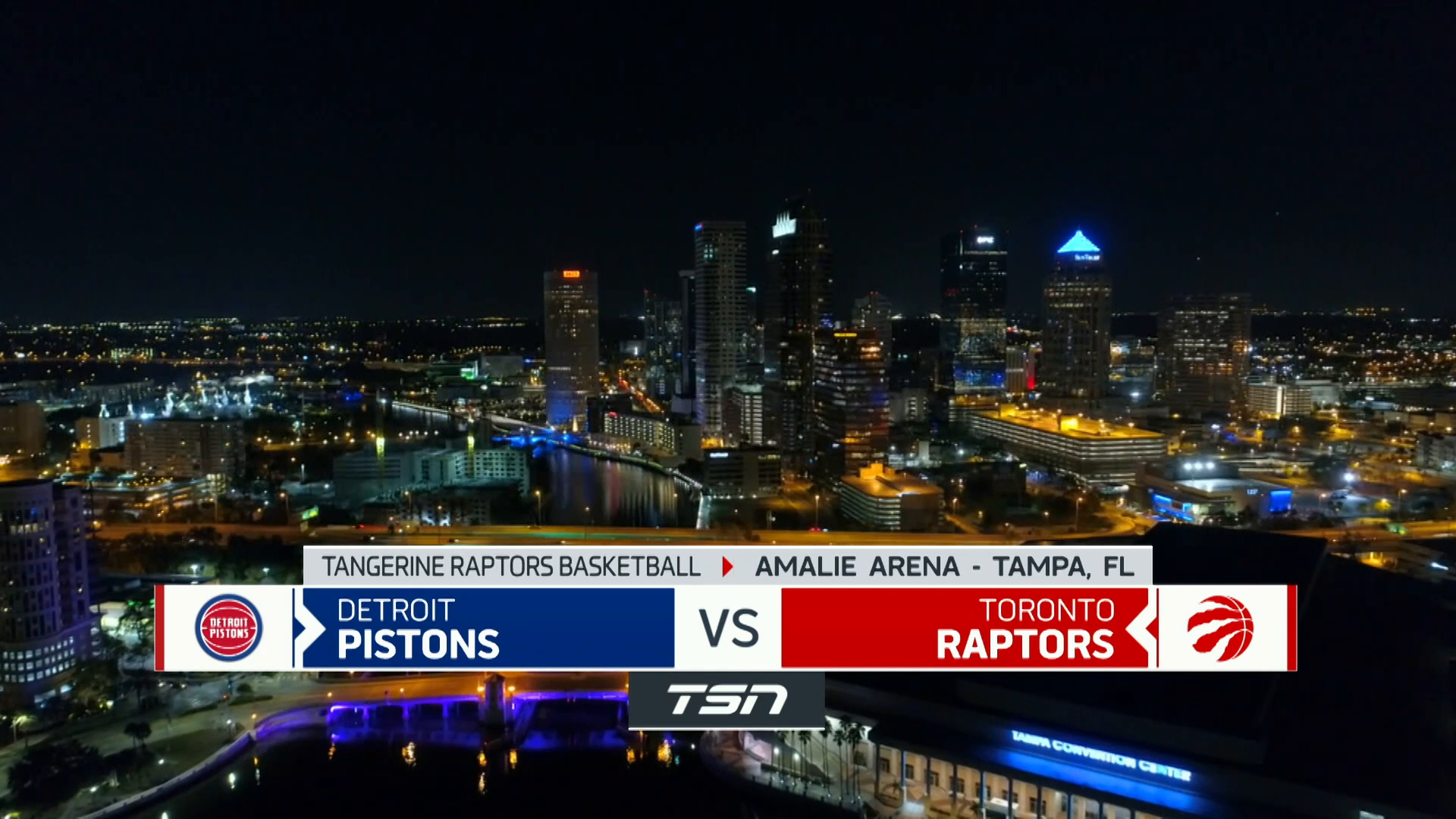 Tangerine Game Highlights: Pistons at Raptors - March 03,2021