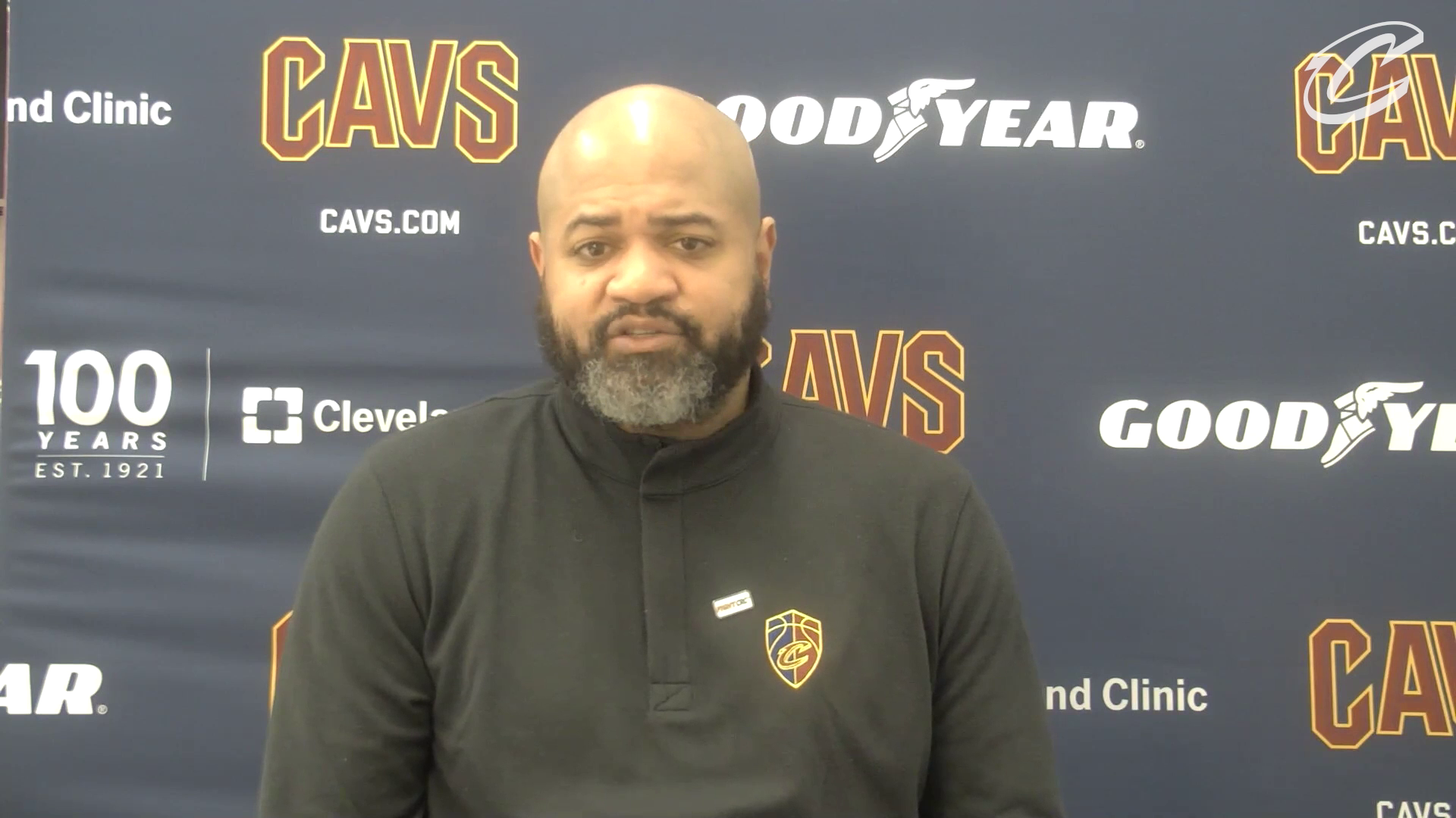 Cavs vs Pacers Postgame: Coach Bickerstaff