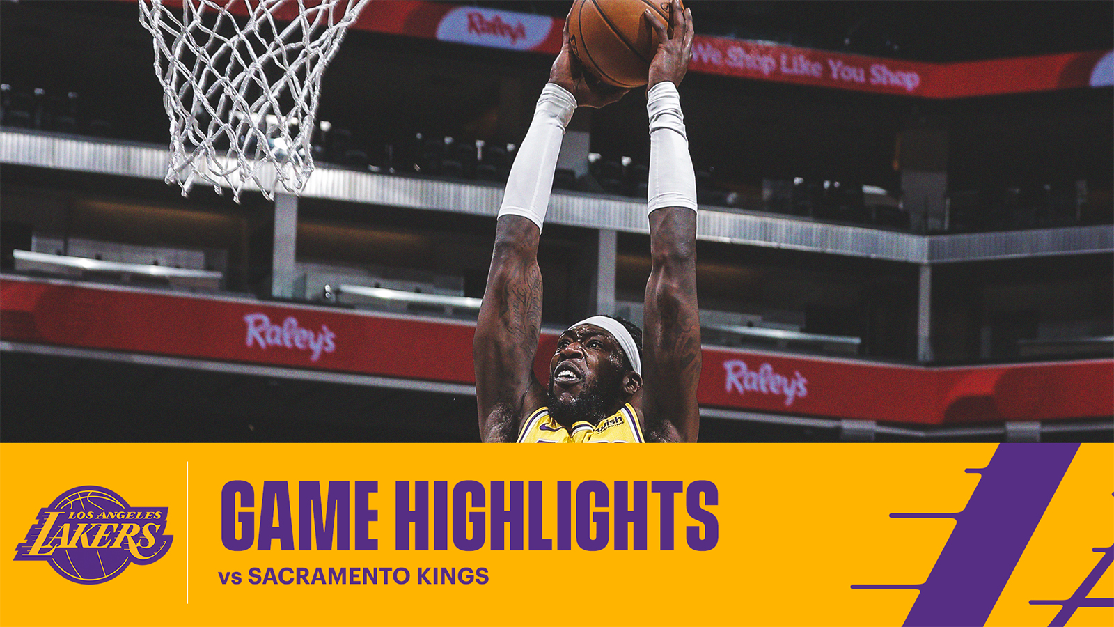 HIGHLIGHTS | Montrezl Harrell (26 pts, 11 reb) vs Sacramento Kings
