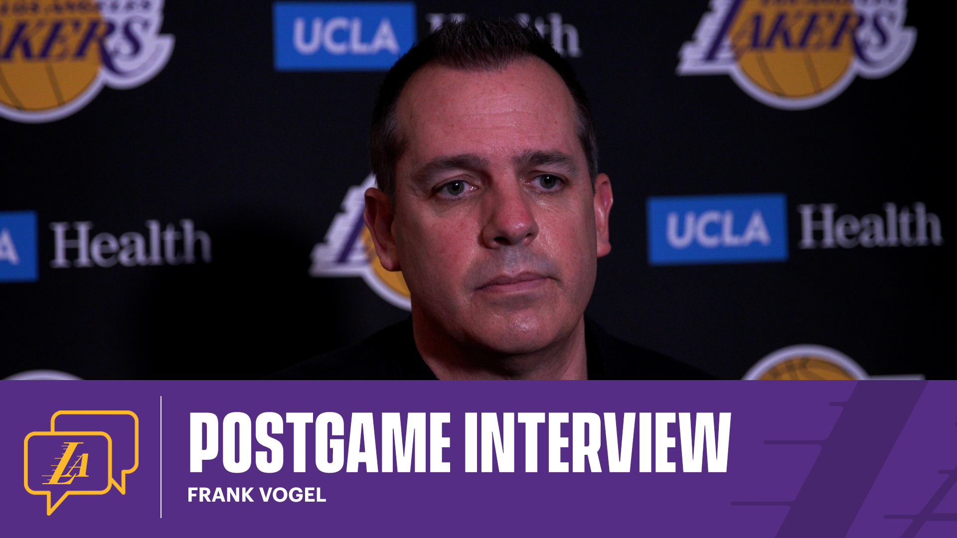 Lakers Postgame: Frank Vogel (3/3/21)