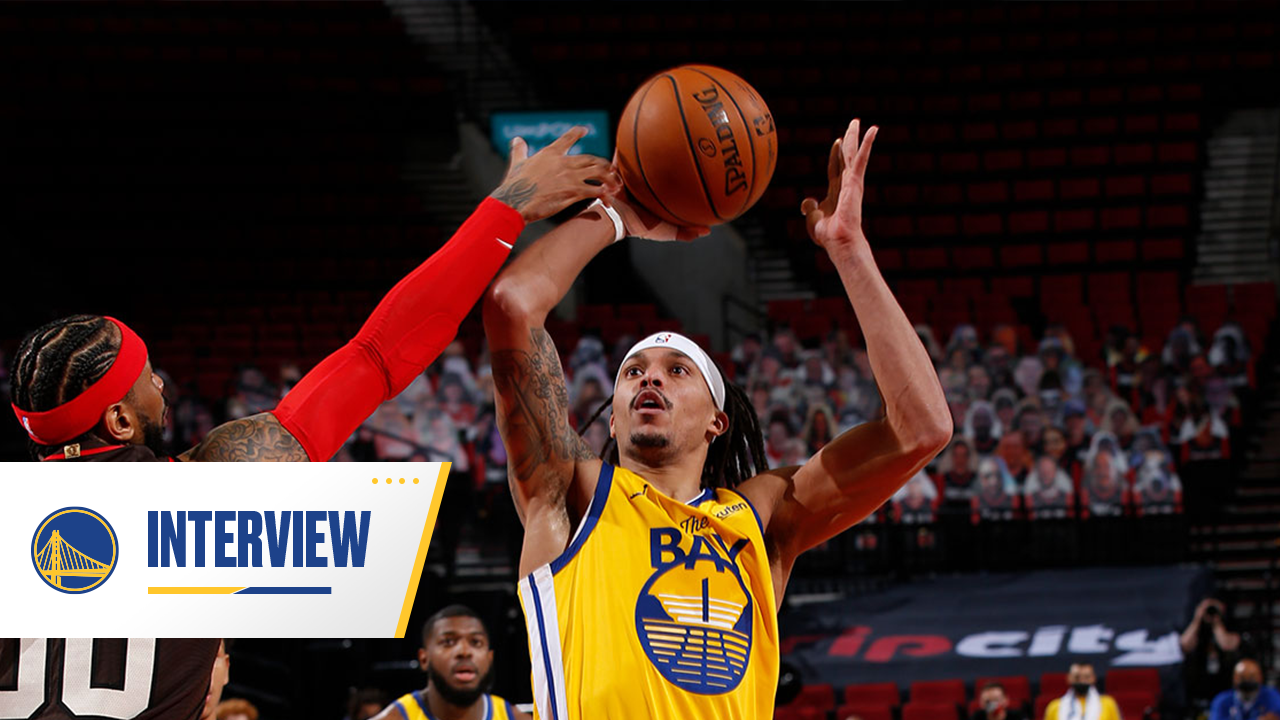 Postgame Warriors Talk: Damion Lee - 3/3/21