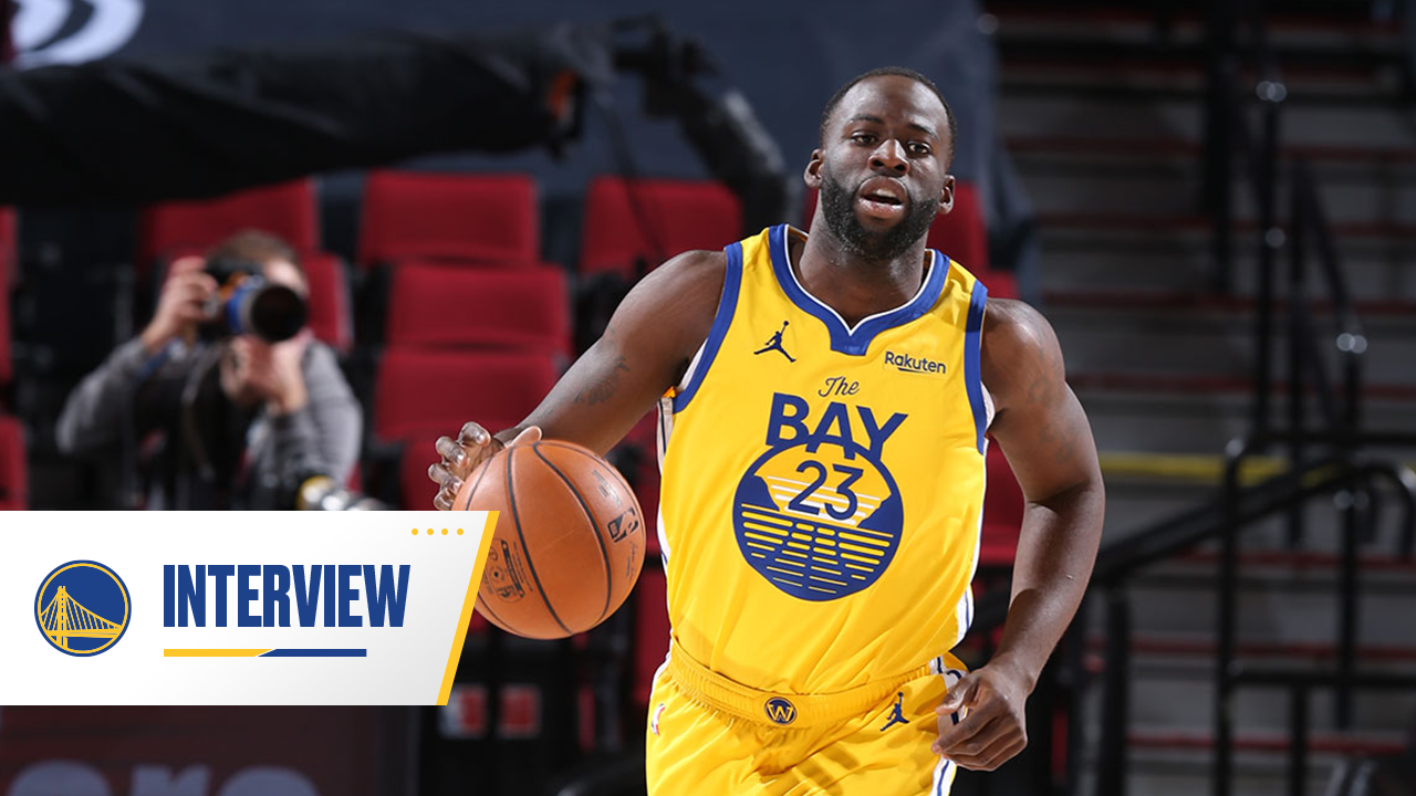 Postgame Warriors Talk: Draymond Green - 3/3/21