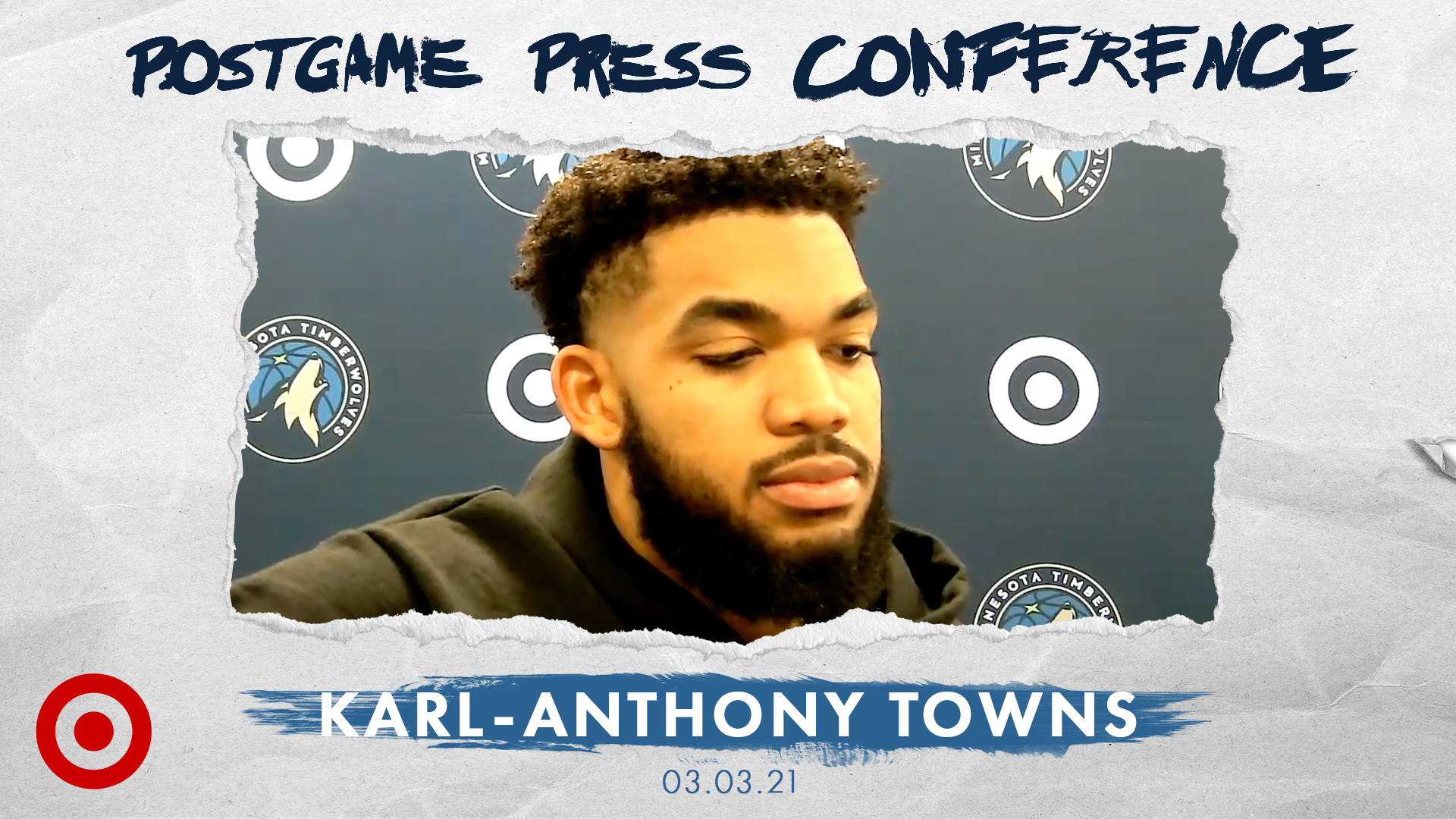 Karl-Anthony Towns Postgame Press Conference - March 3, 2021