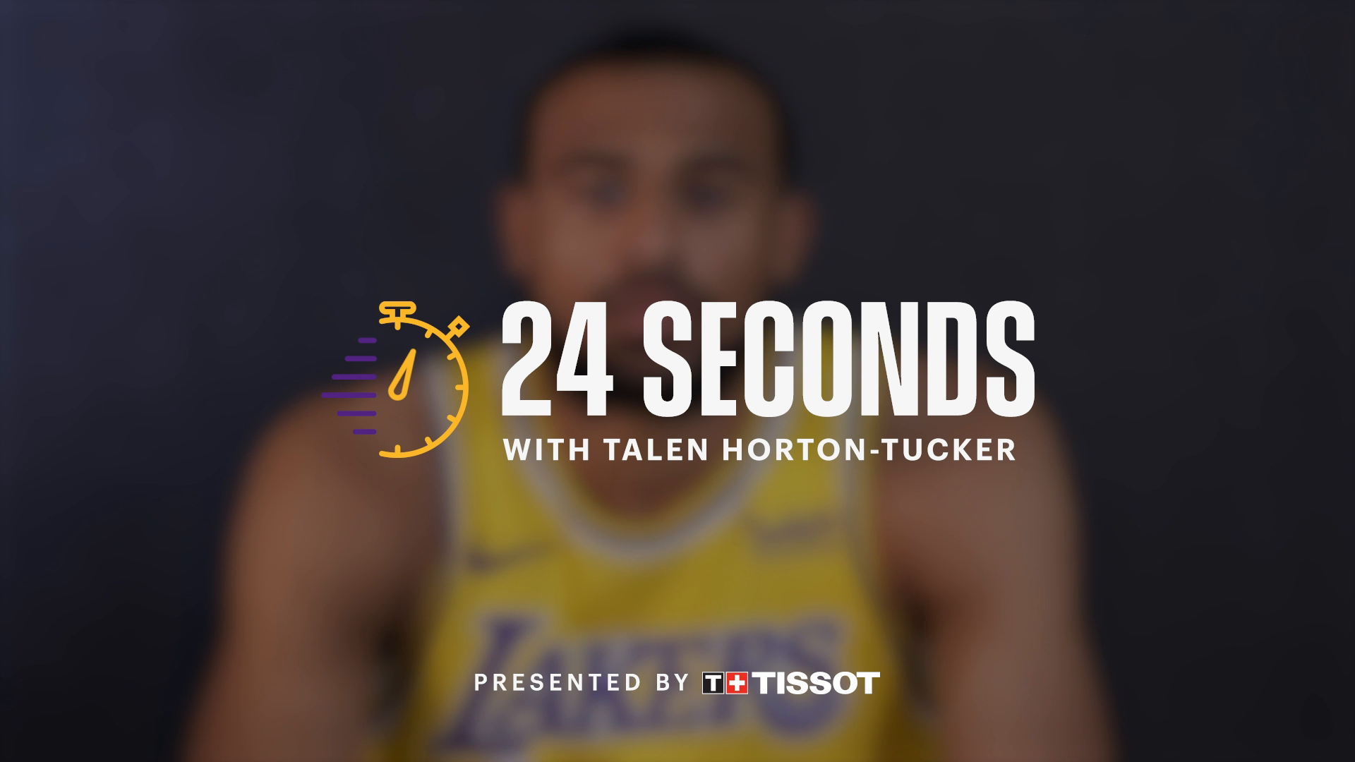 24 Seconds with: Talen Horton-Tucker